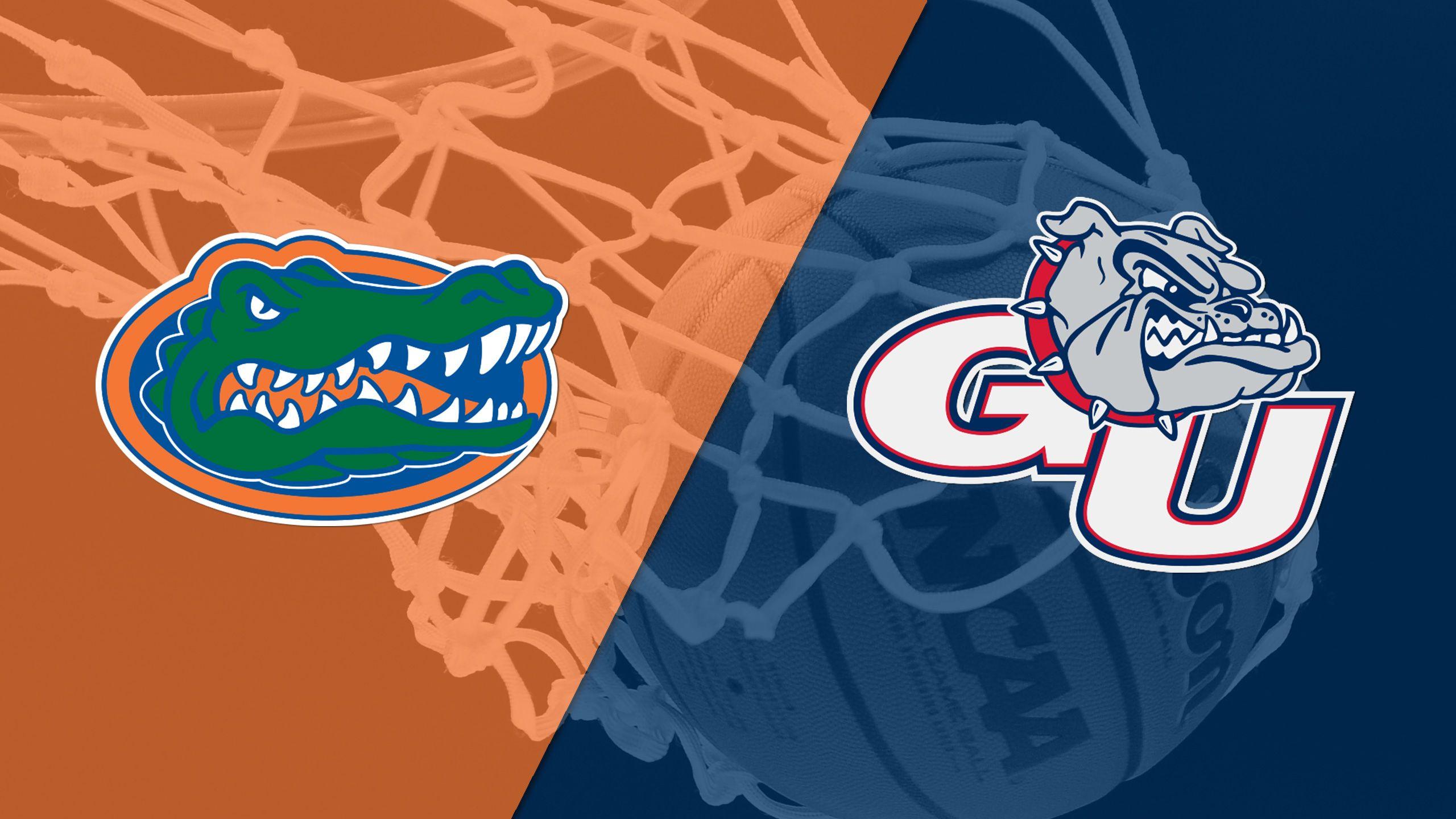 #7 Florida vs. #17 Gonzaga (Semifinal #2) (PK80) (re-air)
