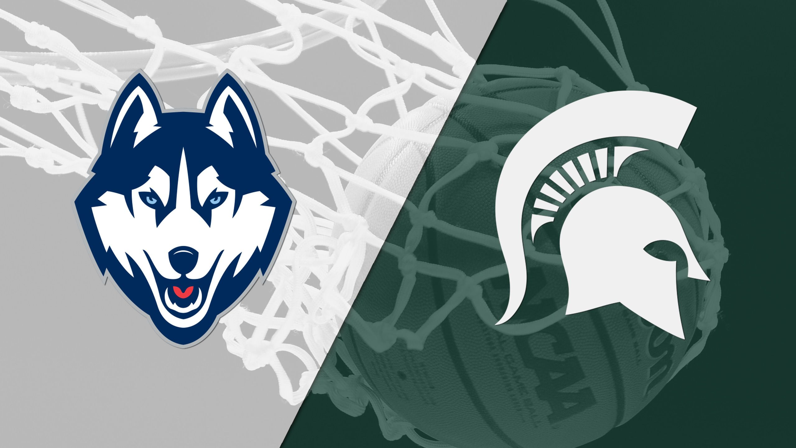 Connecticut vs. #4 Michigan State (Semifinal #2) (PK80)