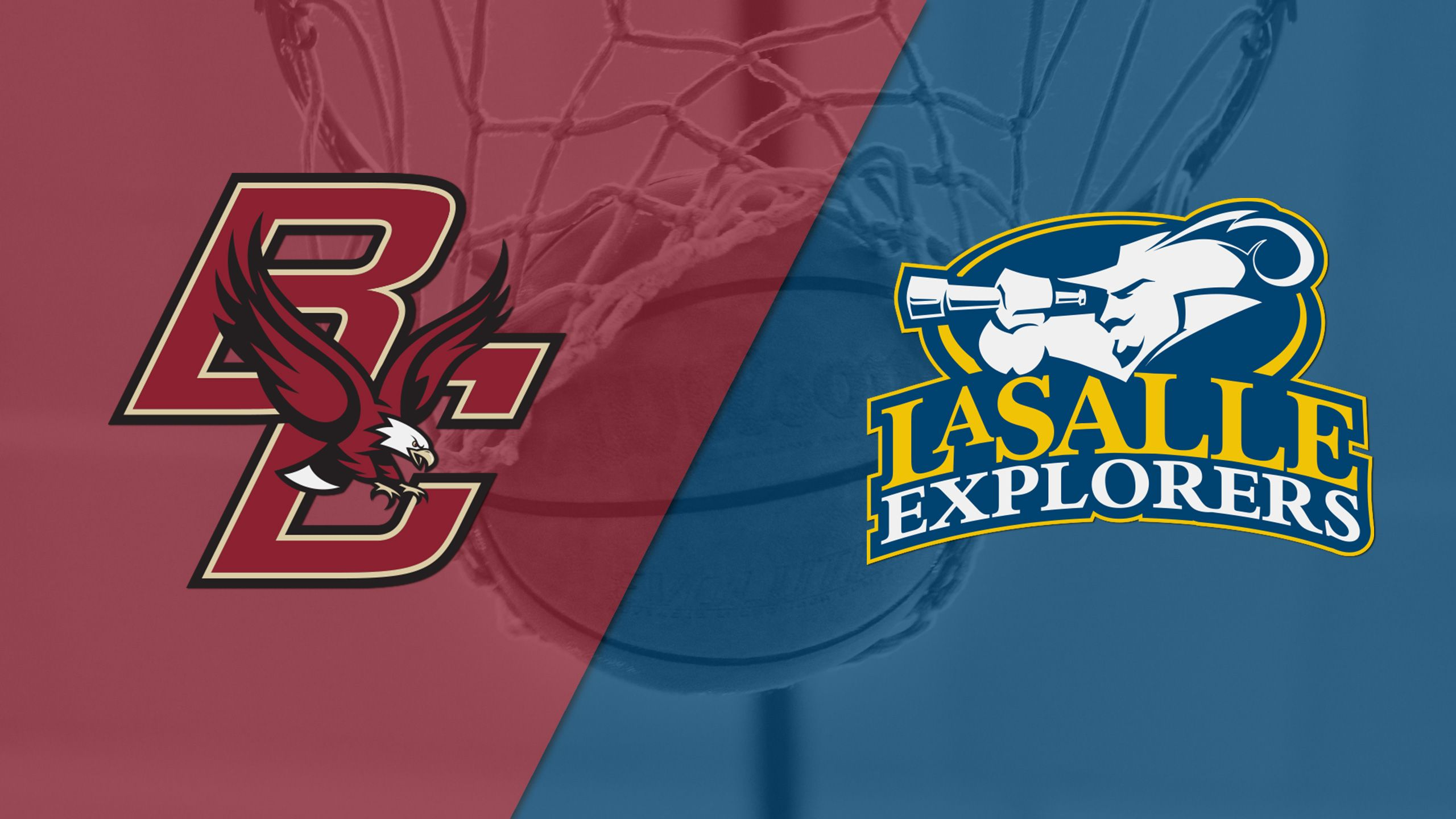 Boston College vs. La Salle (Third Place) (Hall of Fame Tip-Off)