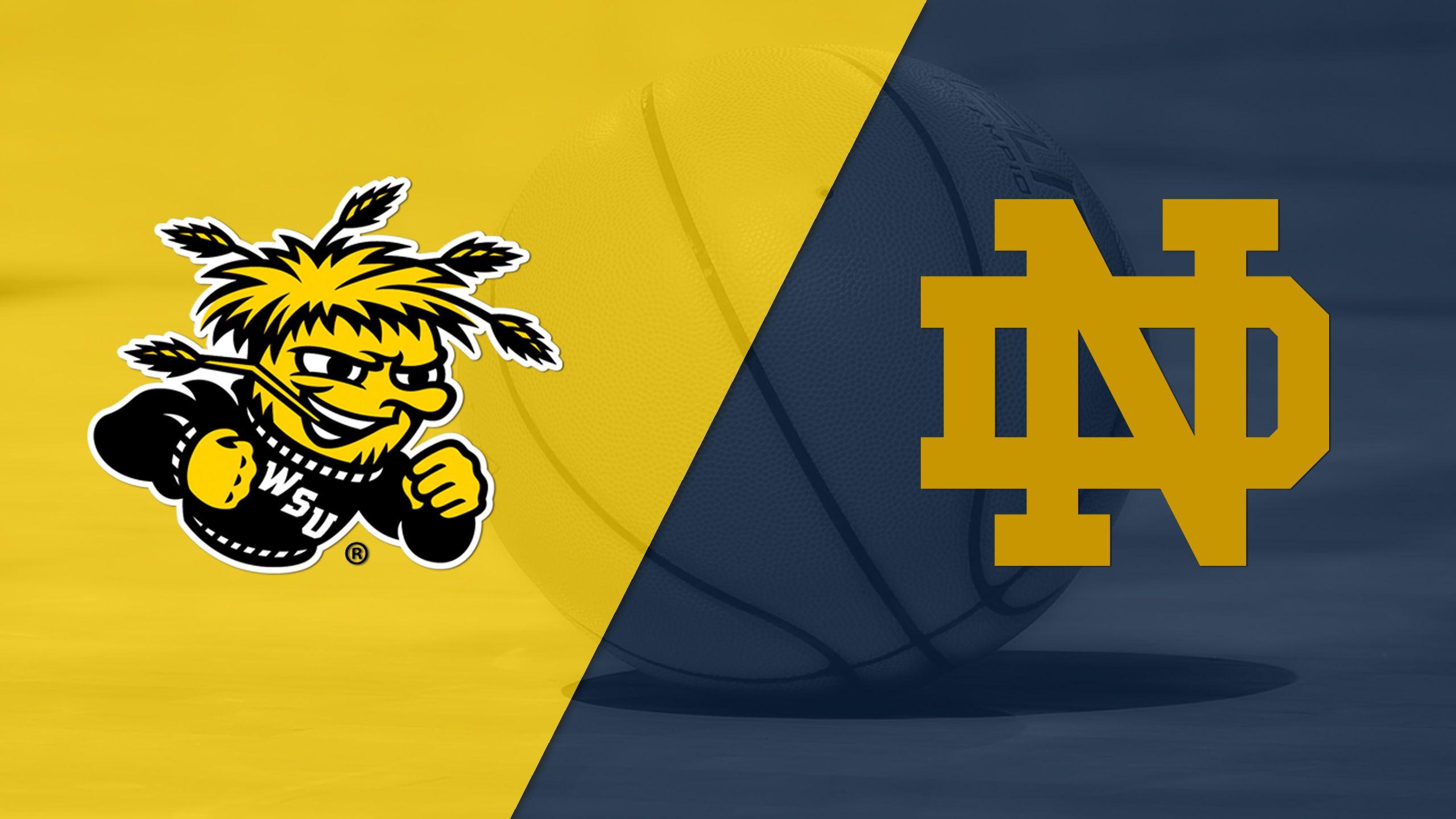 #6 Wichita State vs. #13 Notre Dame (Championship) (Maui Invitational)