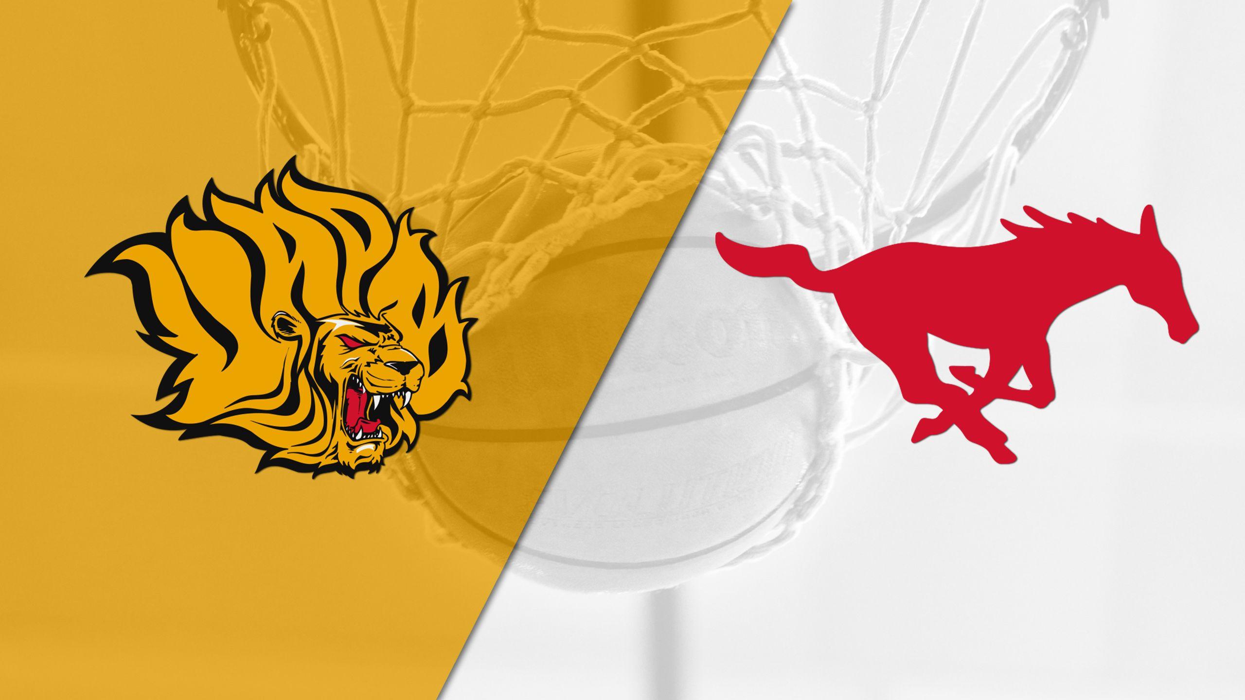 Arkansas Pine Bluff vs. SMU (M Basketball)