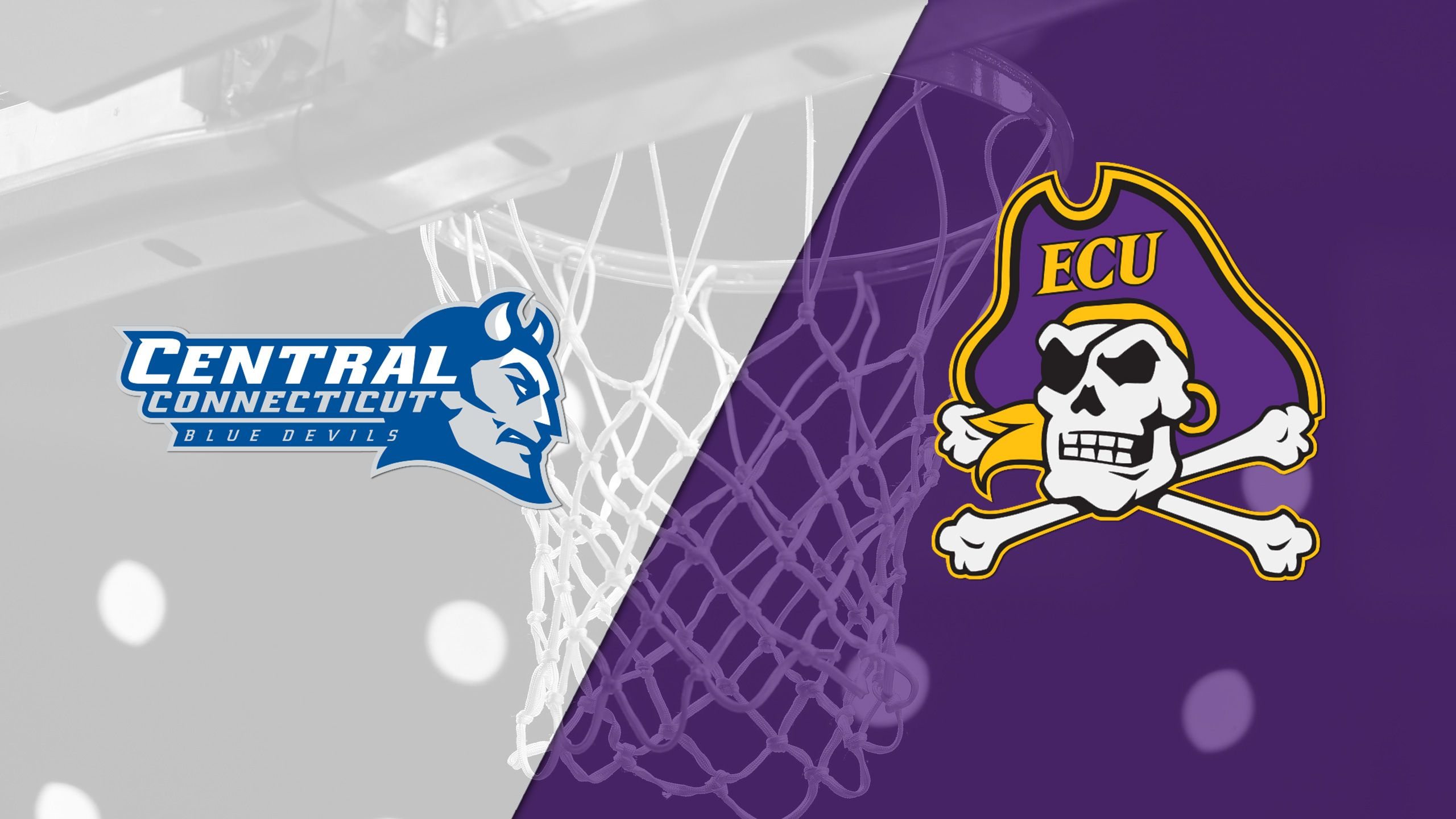 Central Connecticut State vs. East Carolina (M Basketball)