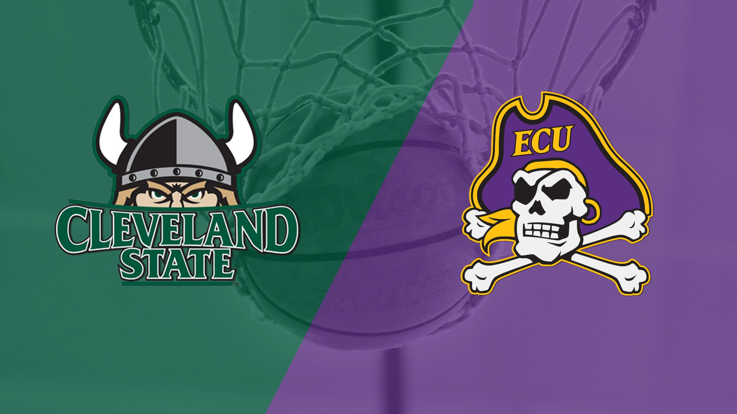 Cleveland State vs. East Carolina (M Basketball)