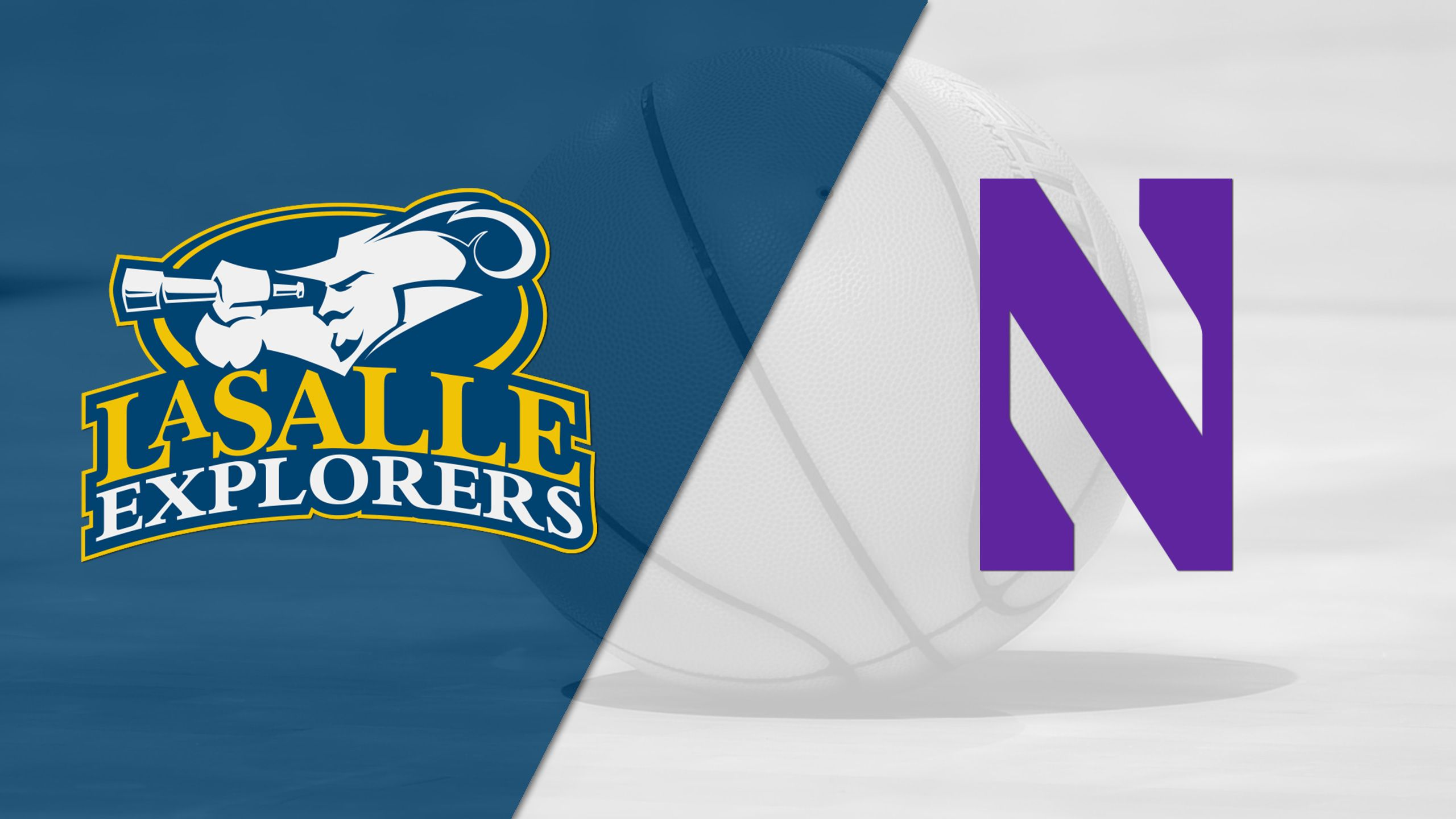 La Salle vs. #20 Northwestern (Semifinal #2) (Basketball Hall of Fame Tip-Off)