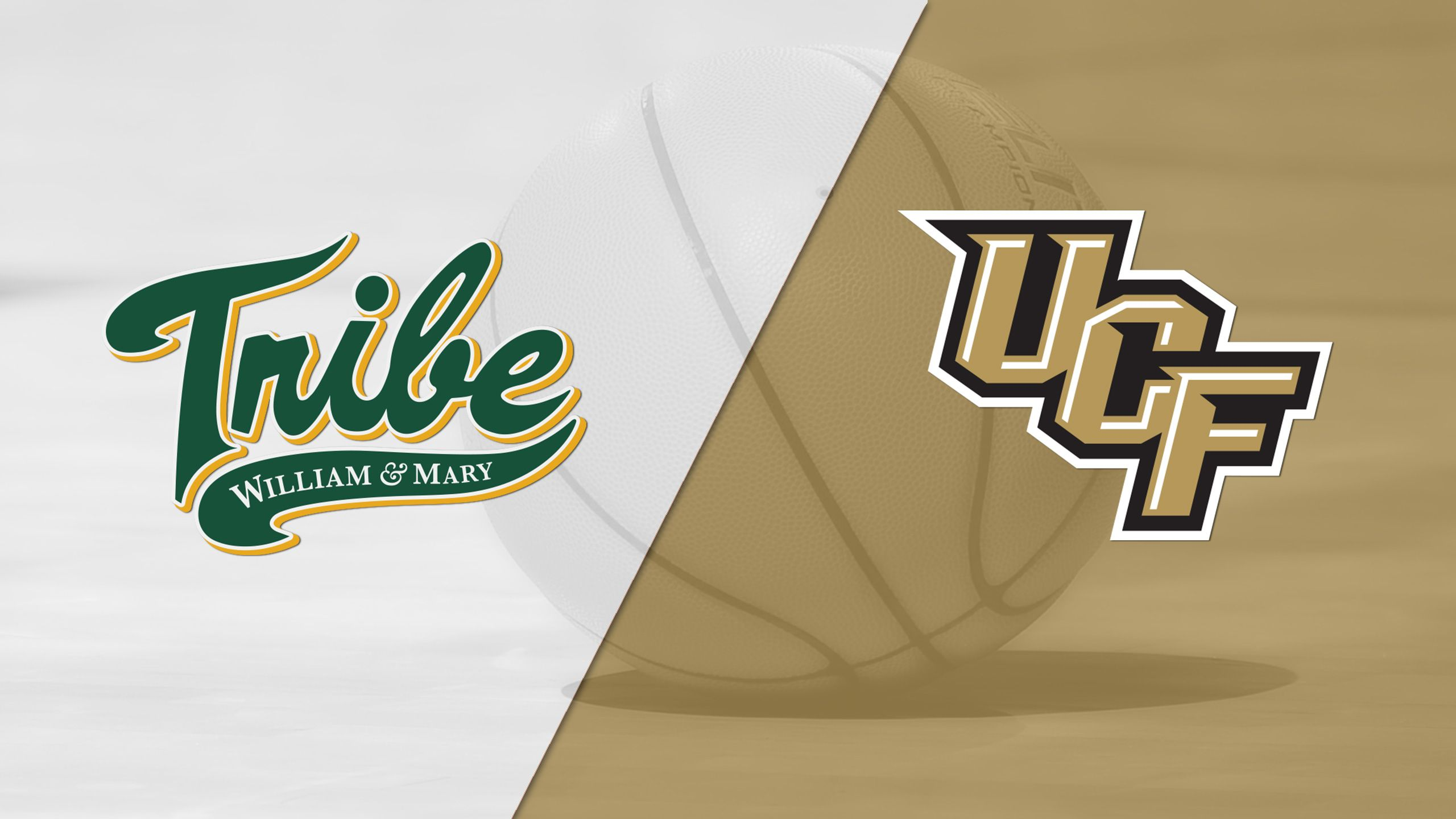 William & Mary vs. UCF (M Basketball)