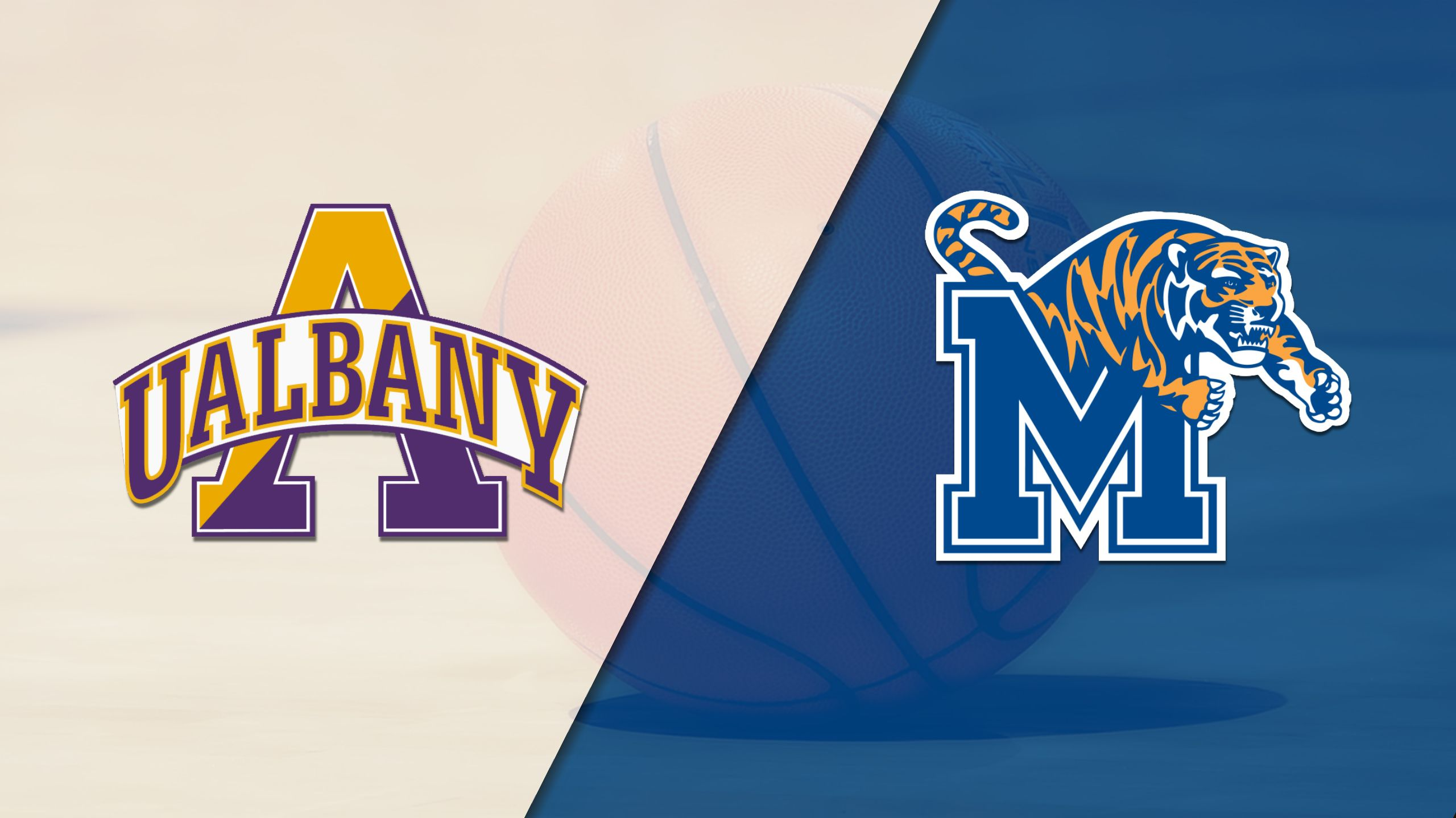 Albany vs. Memphis (M Basketball)