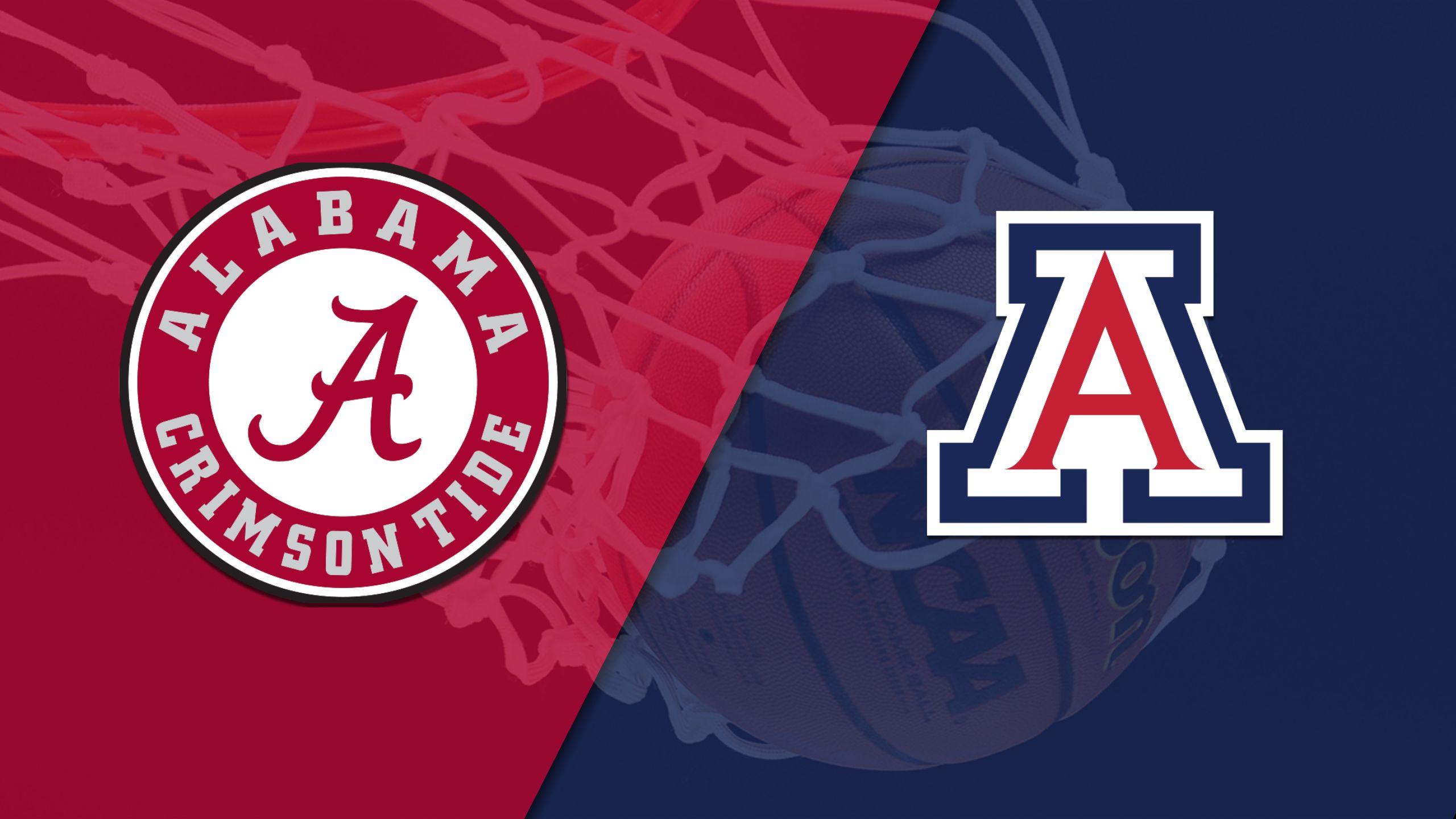 Alabama vs. Arizona (M Basketball)