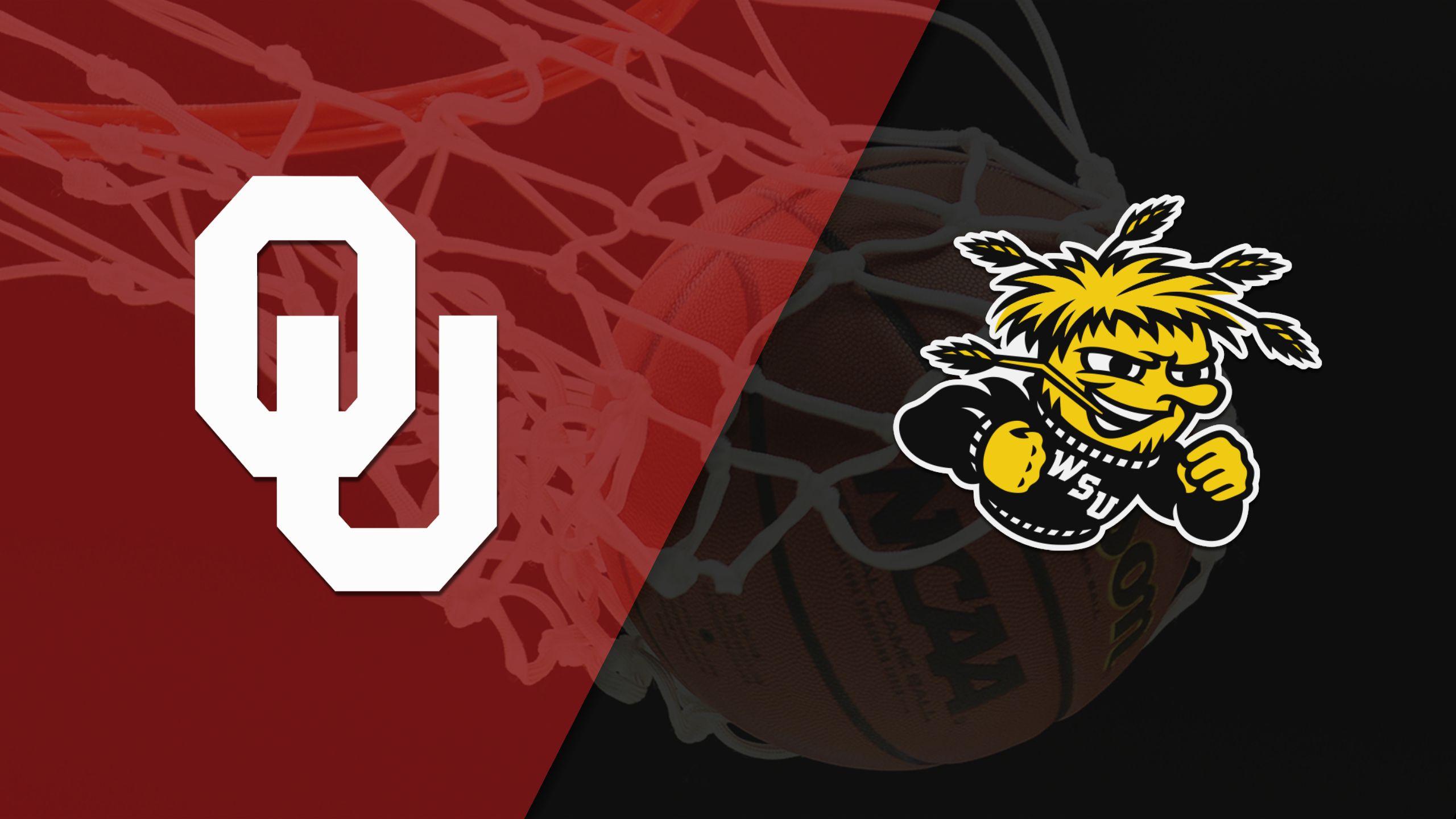Oklahoma vs. #3 Wichita State (M Basketball) (re-air)