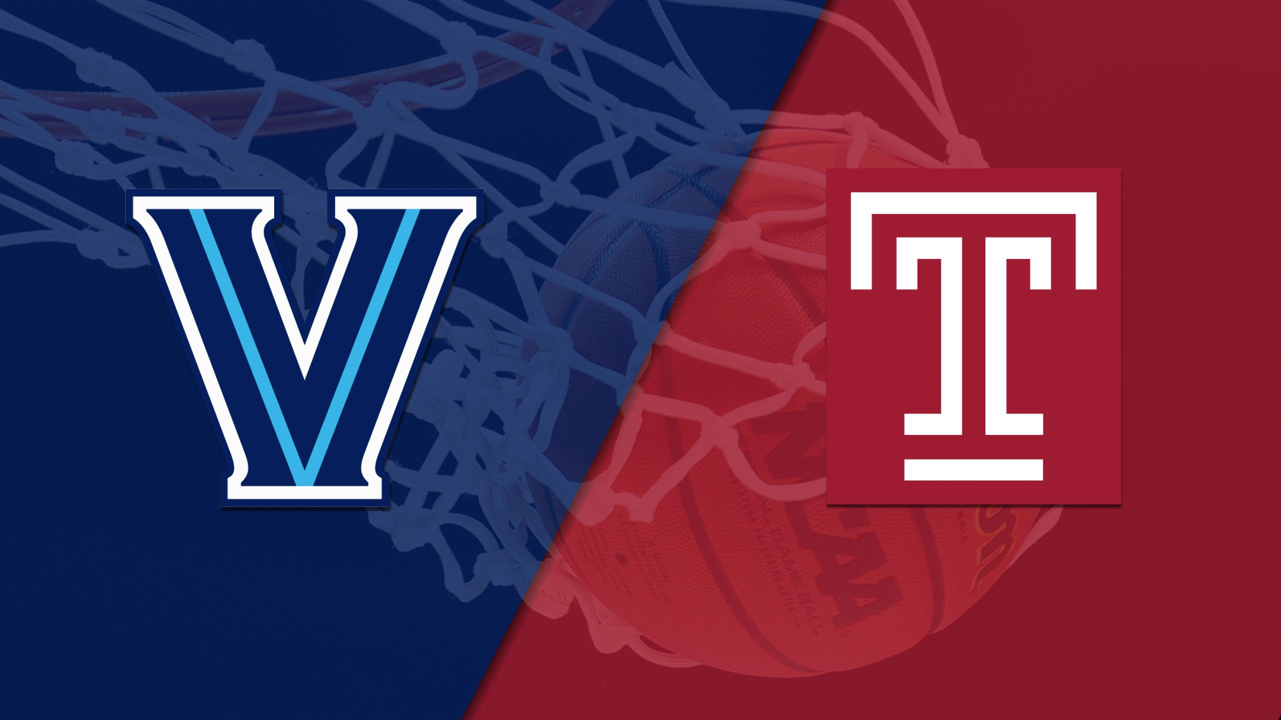 #1 Villanova vs. Temple (M Basketball) (re-air)
