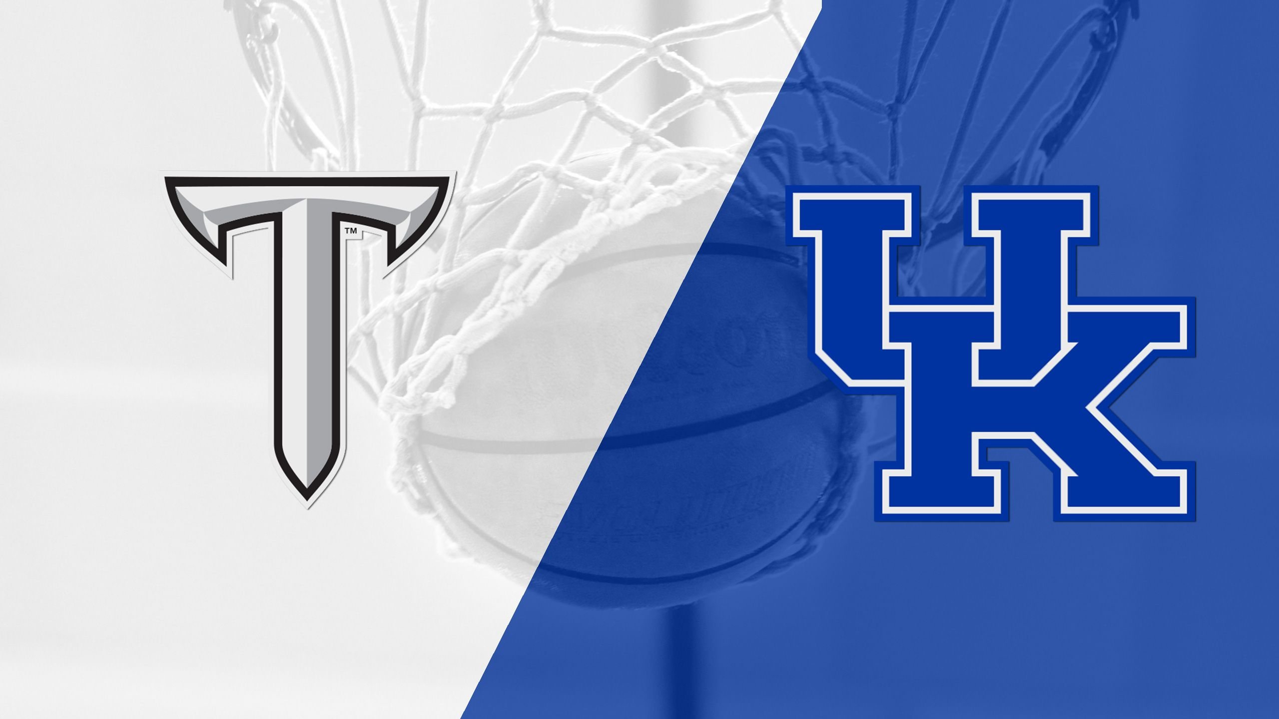 Troy vs. #8 Kentucky (M Basketball)