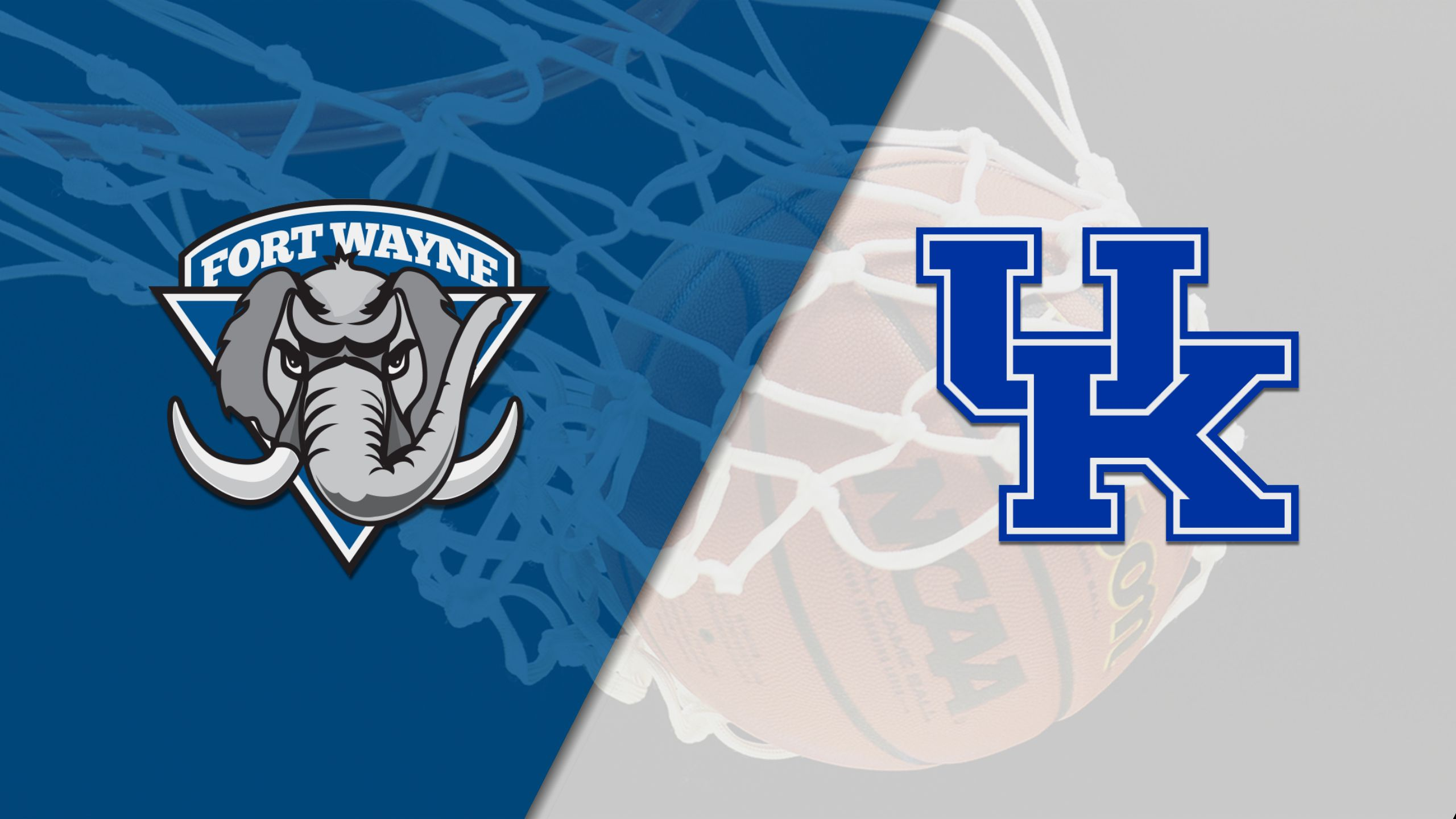 Fort Wayne vs. #8 Kentucky (M Basketball)