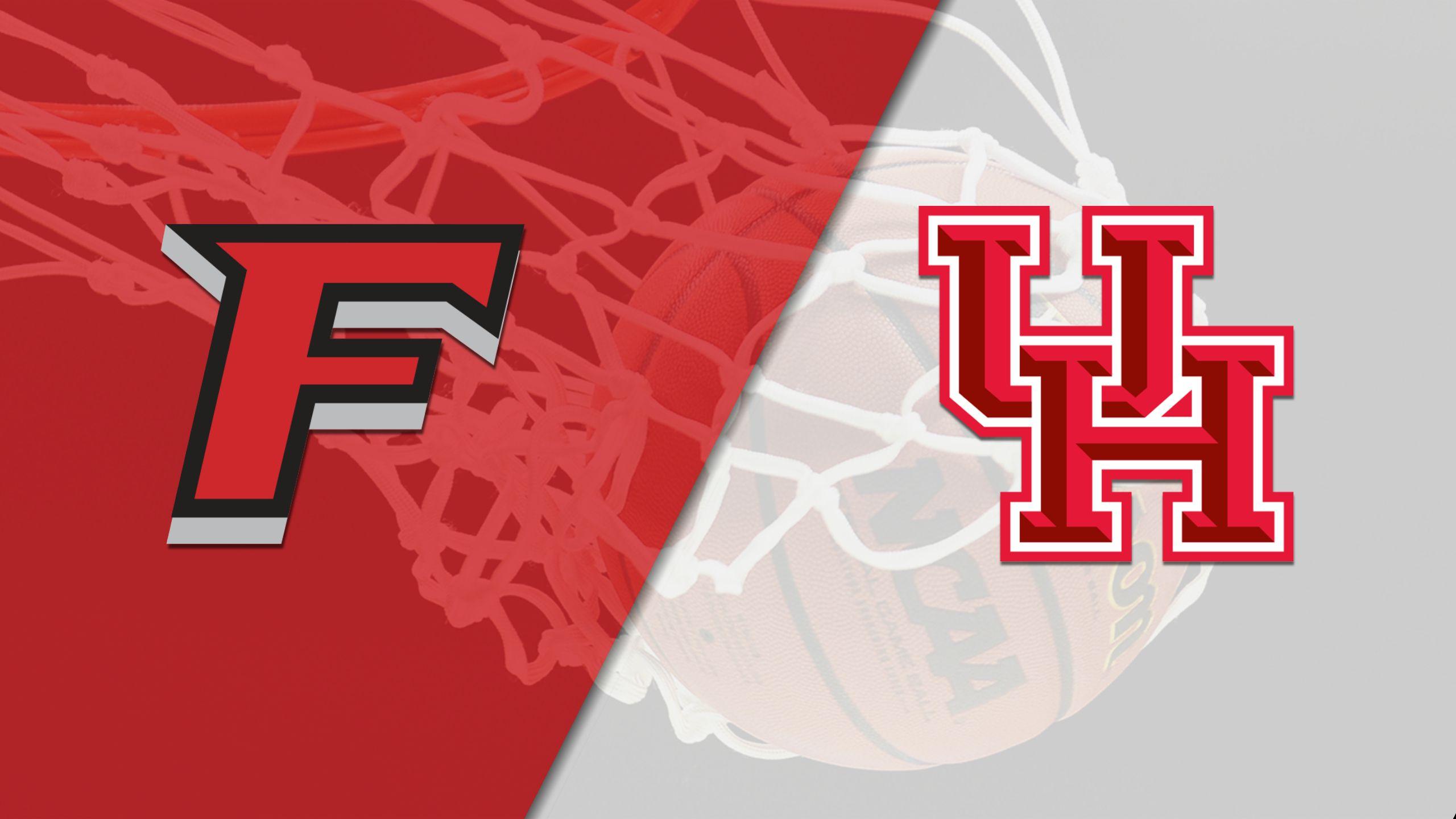 Fairfield vs. Houston (M Basketball)