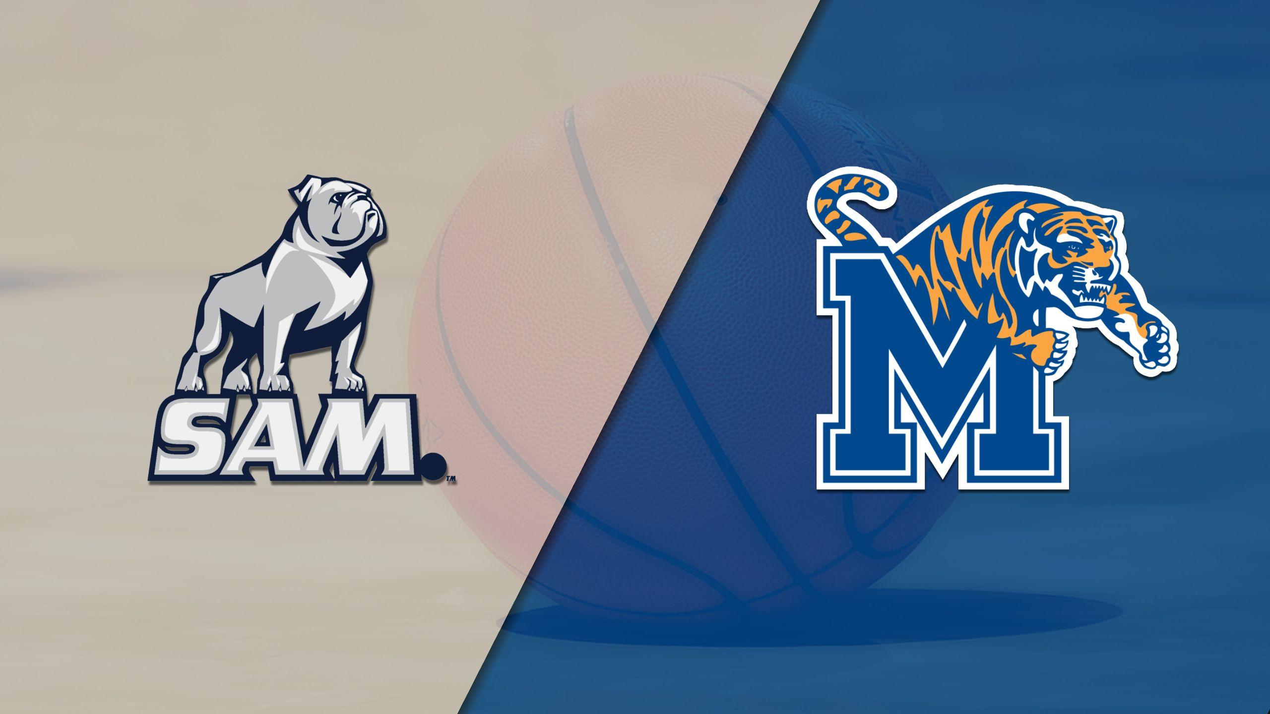 Samford vs. Memphis (M Basketball)