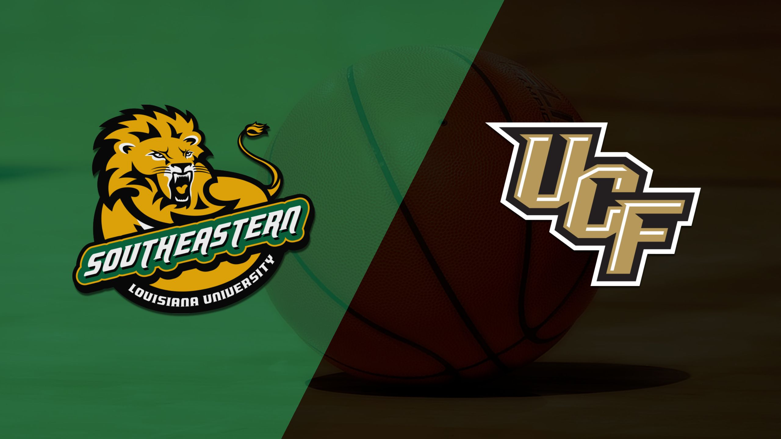 Southeastern Louisiana vs. UCF (M Basketball)