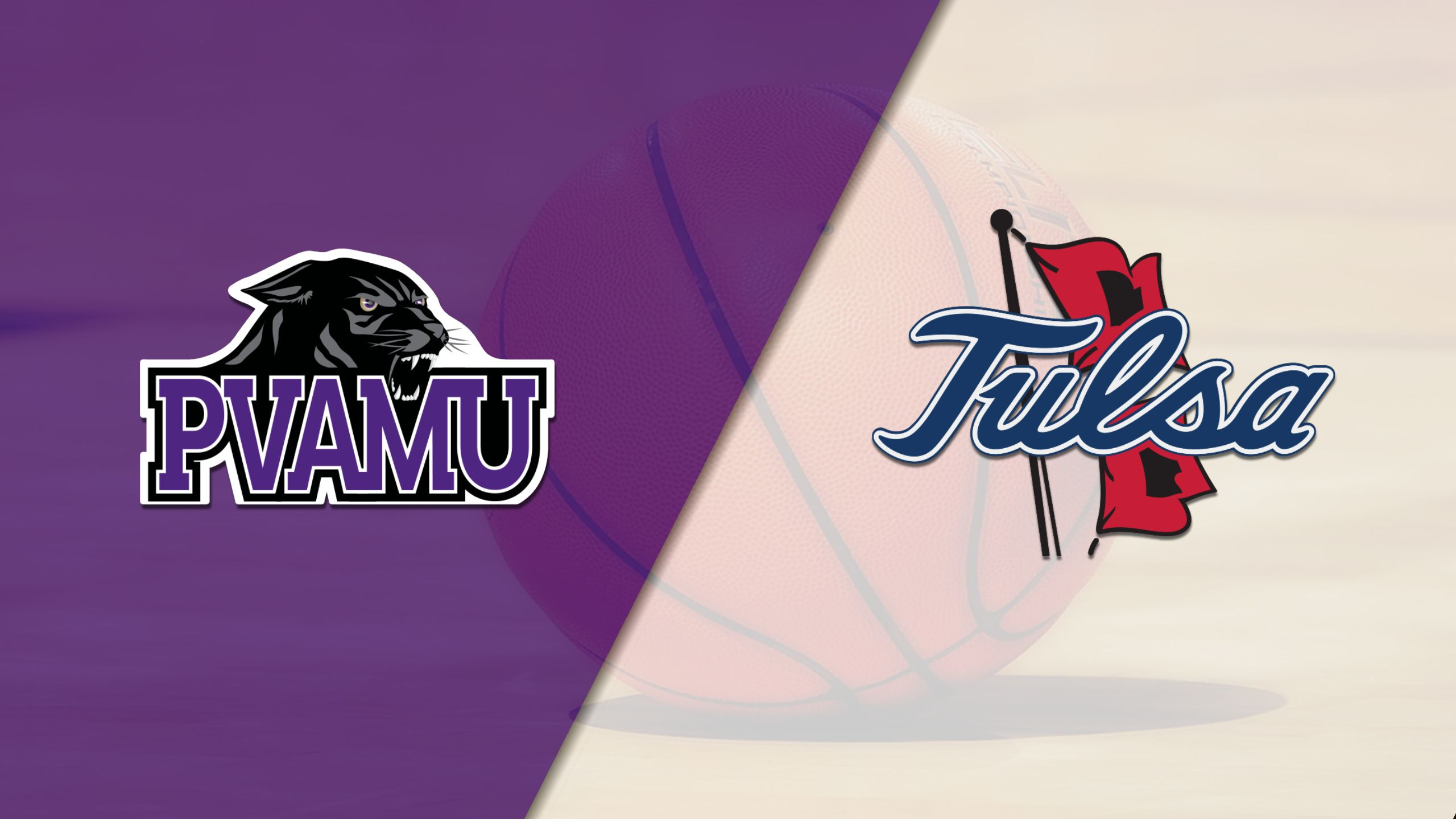 Prairie View A&M vs. Tulsa (M Basketball)