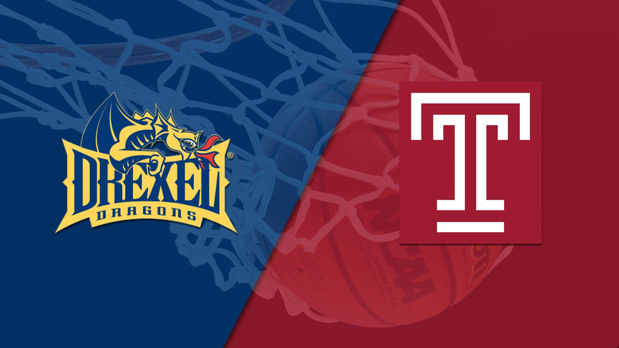 Drexel vs. Temple (M Basketball)