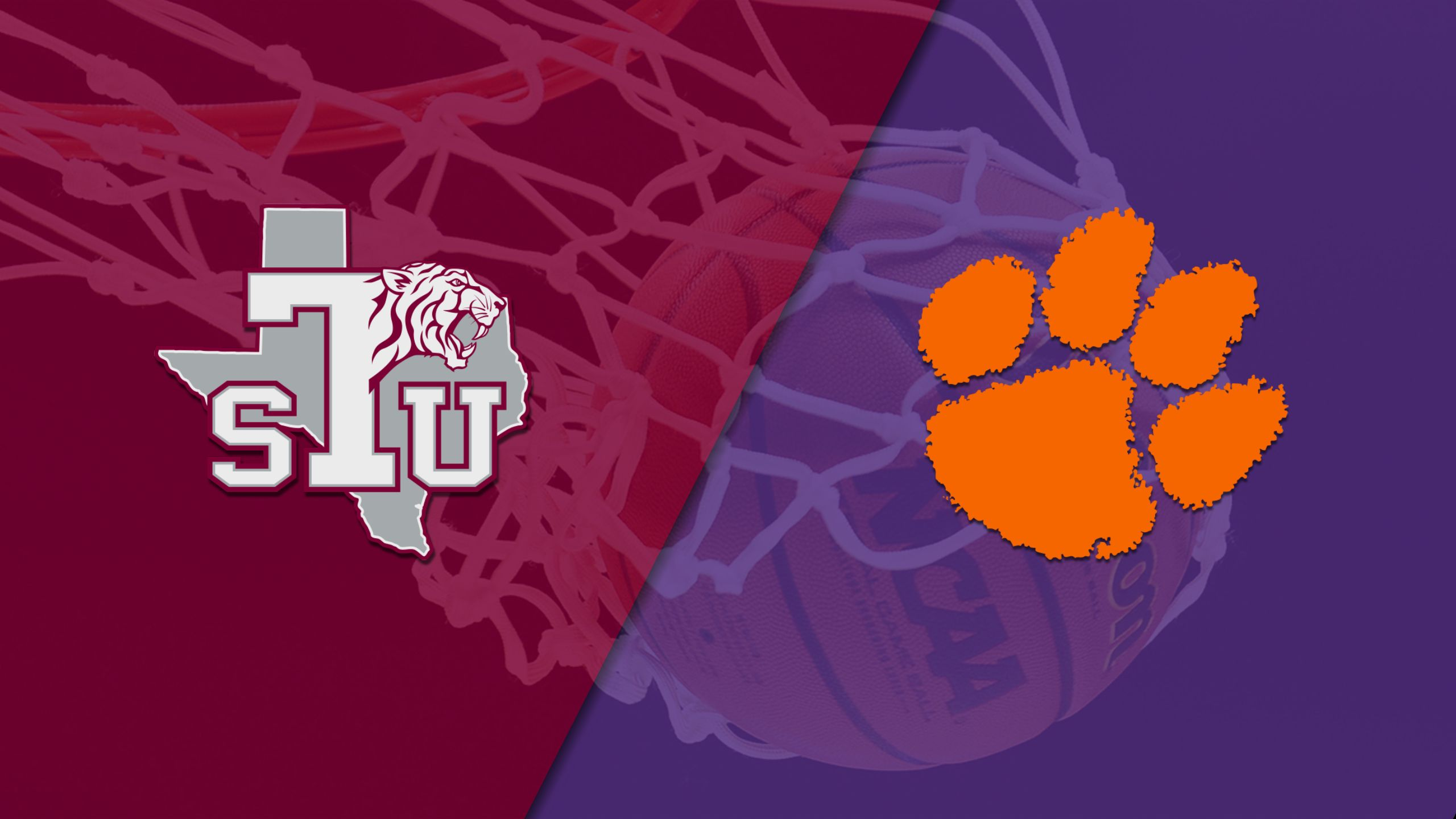 Texas Southern vs. Clemson (M Basketball)