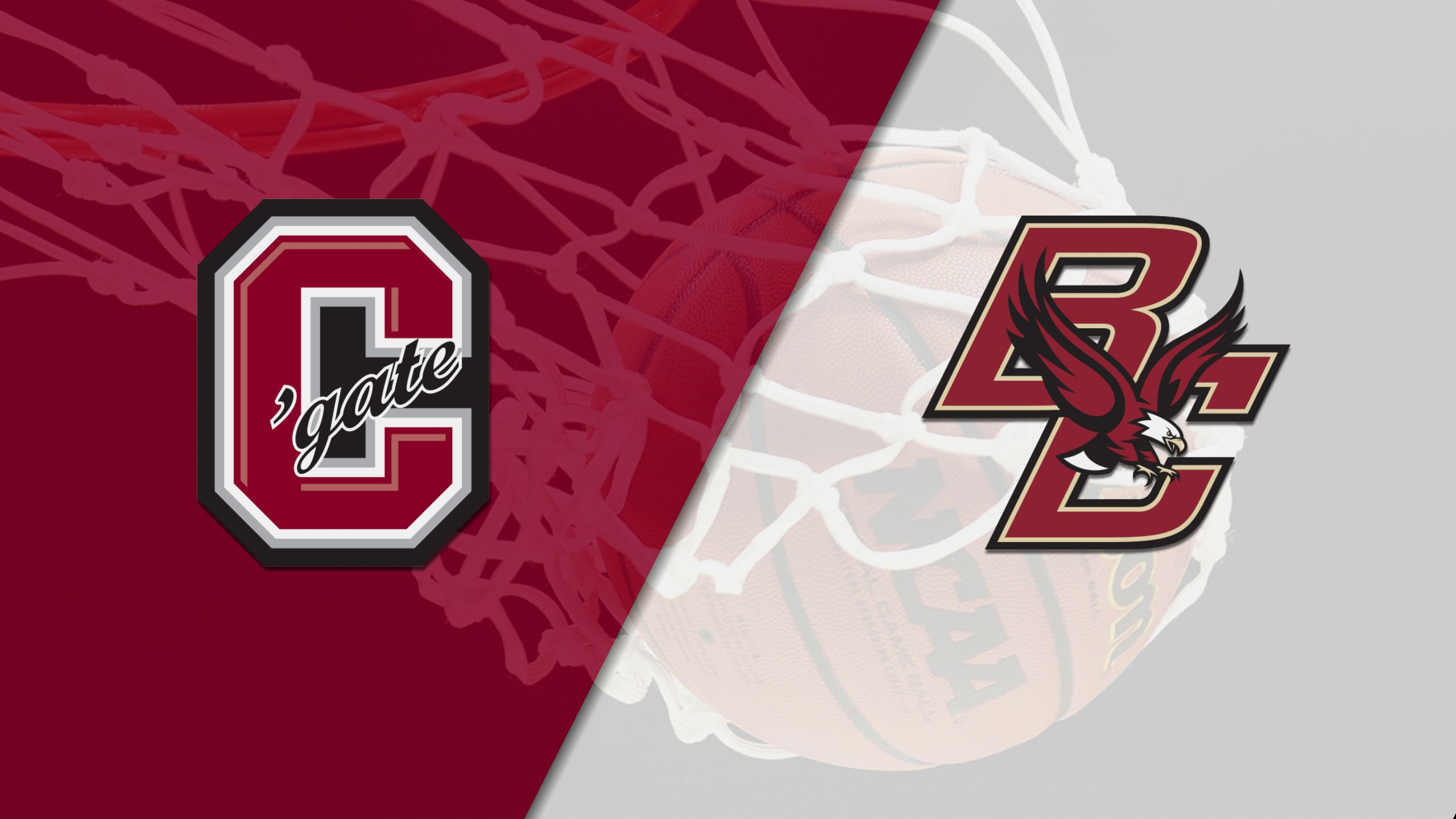 Colgate vs. Boston College (M Basketball)