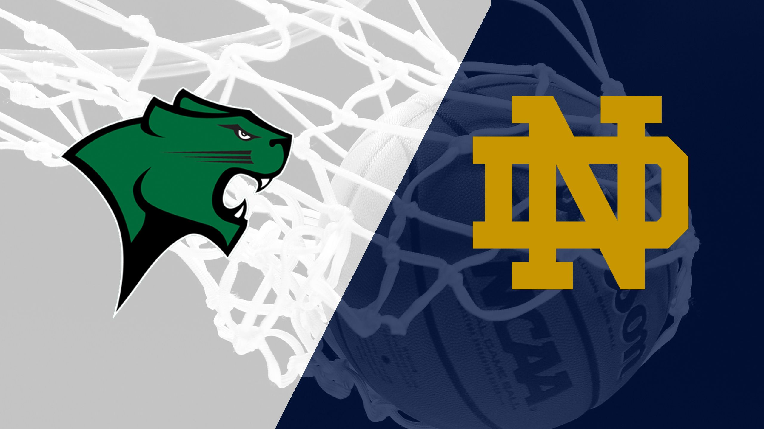 Chicago State vs. #13 Notre Dame (M Basketball)