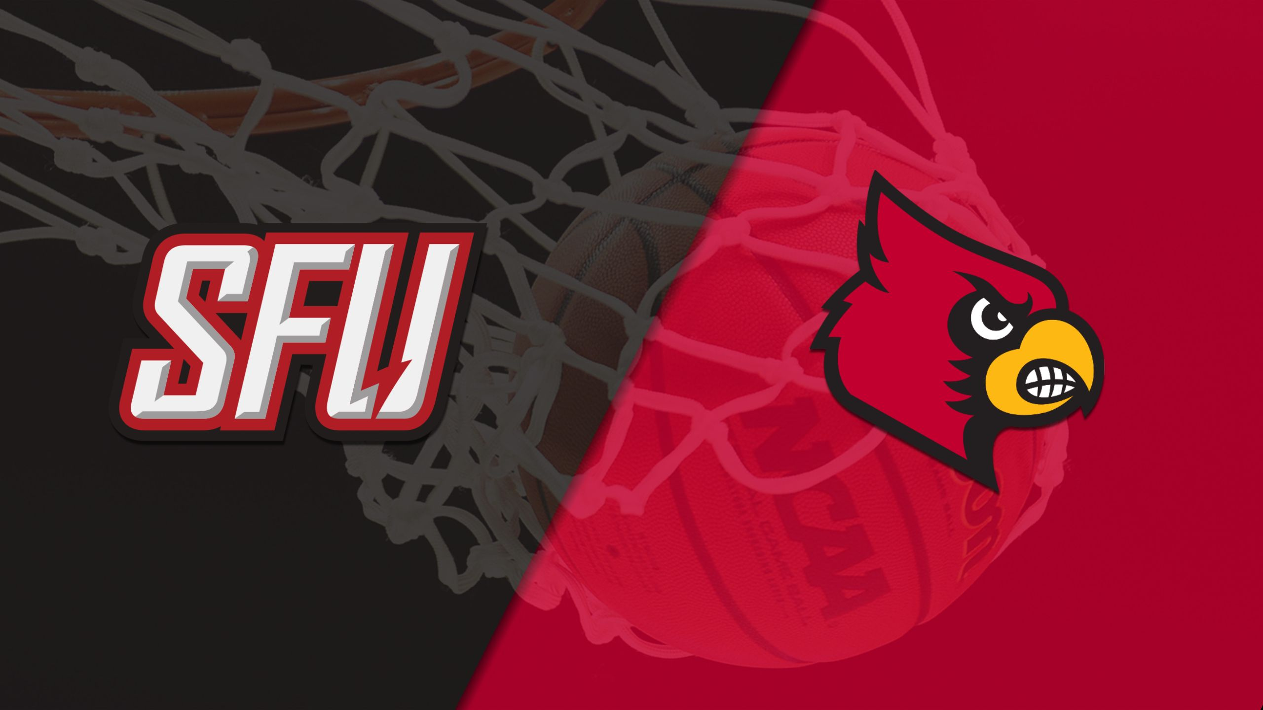 St. Francis (PA) vs. #19 Louisville (M Basketball)