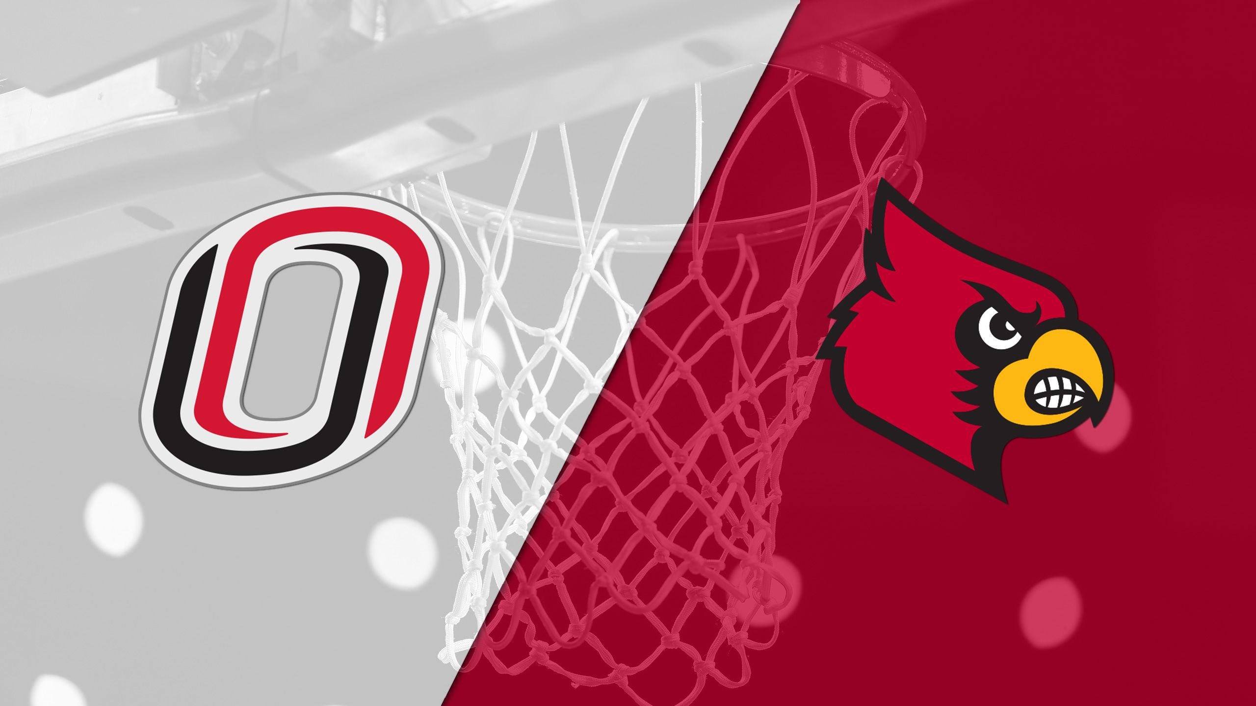 Nebraska-Omaha vs. #18 Louisville (M Basketball)