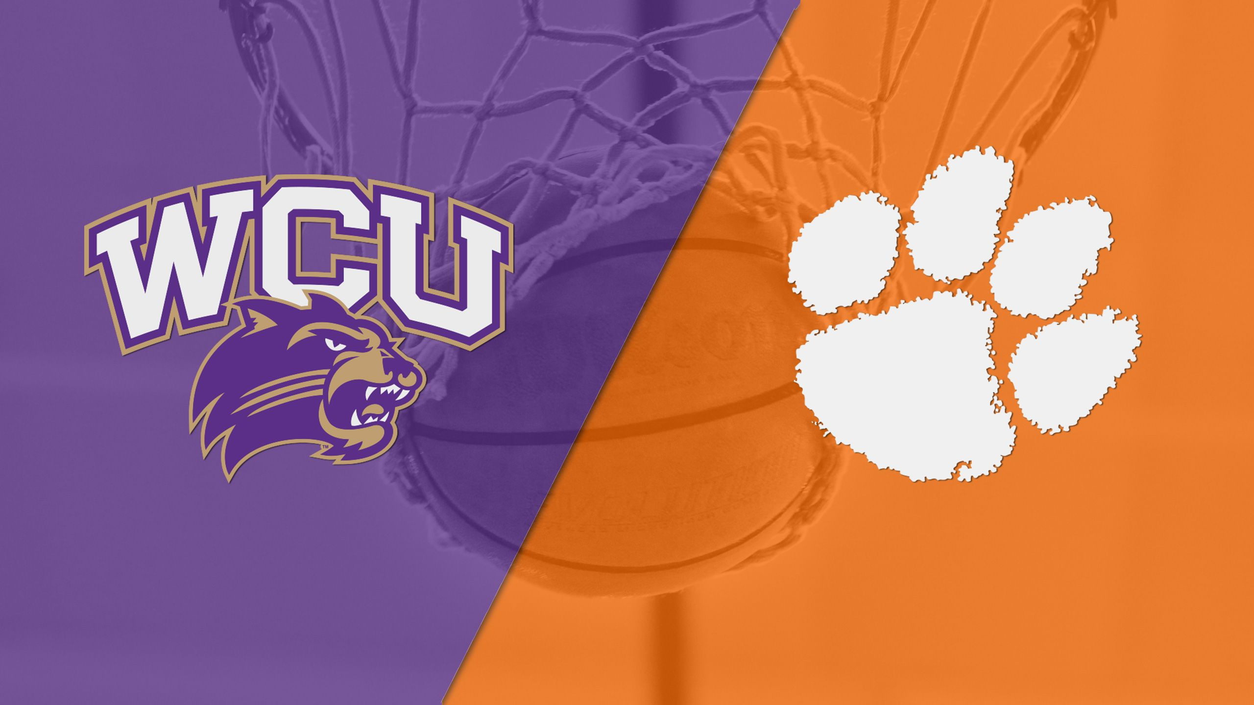 Western Carolina vs. Clemson (M Basketball)