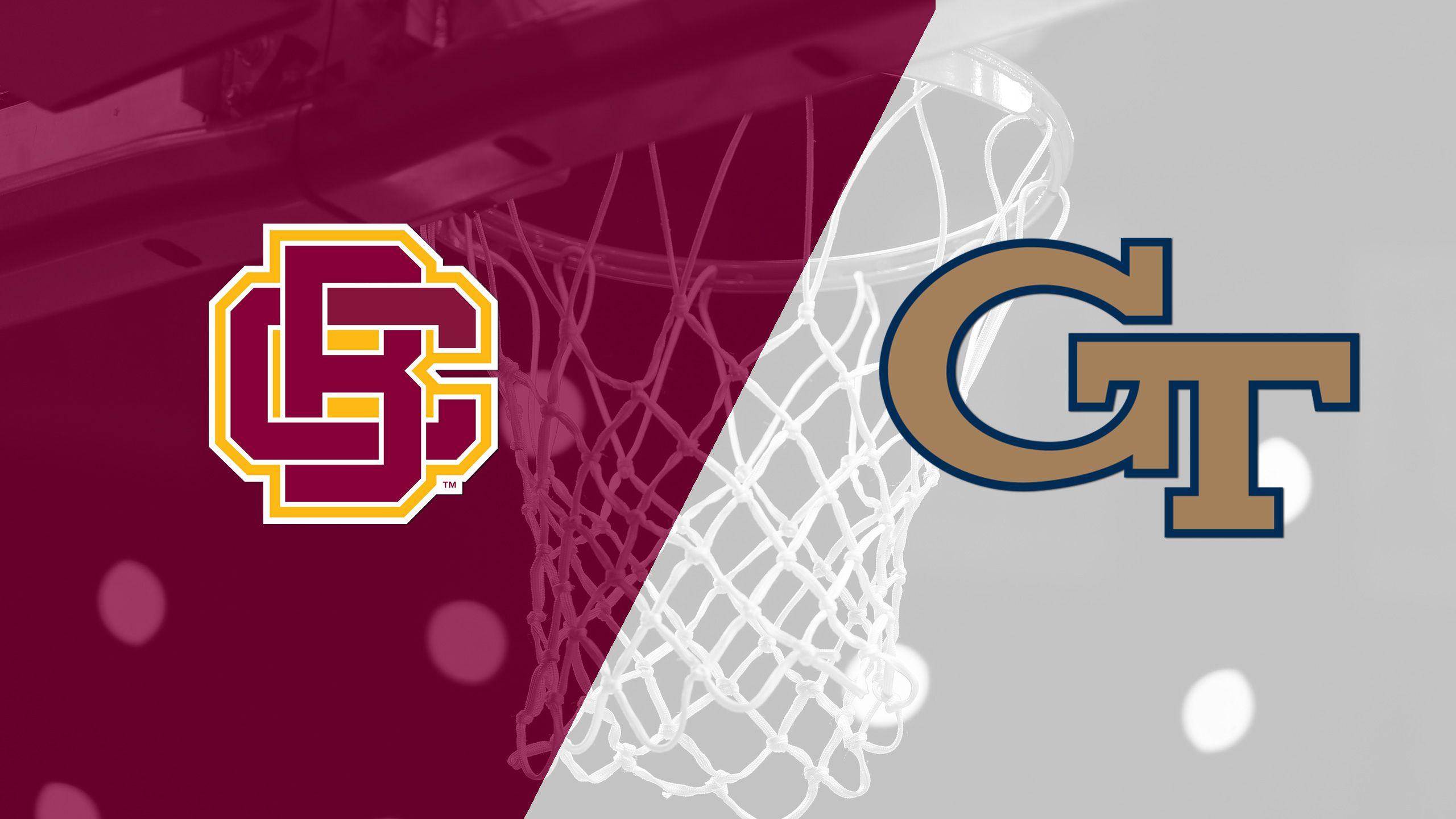 Bethune-Cookman vs. Georgia Tech (M Basketball)