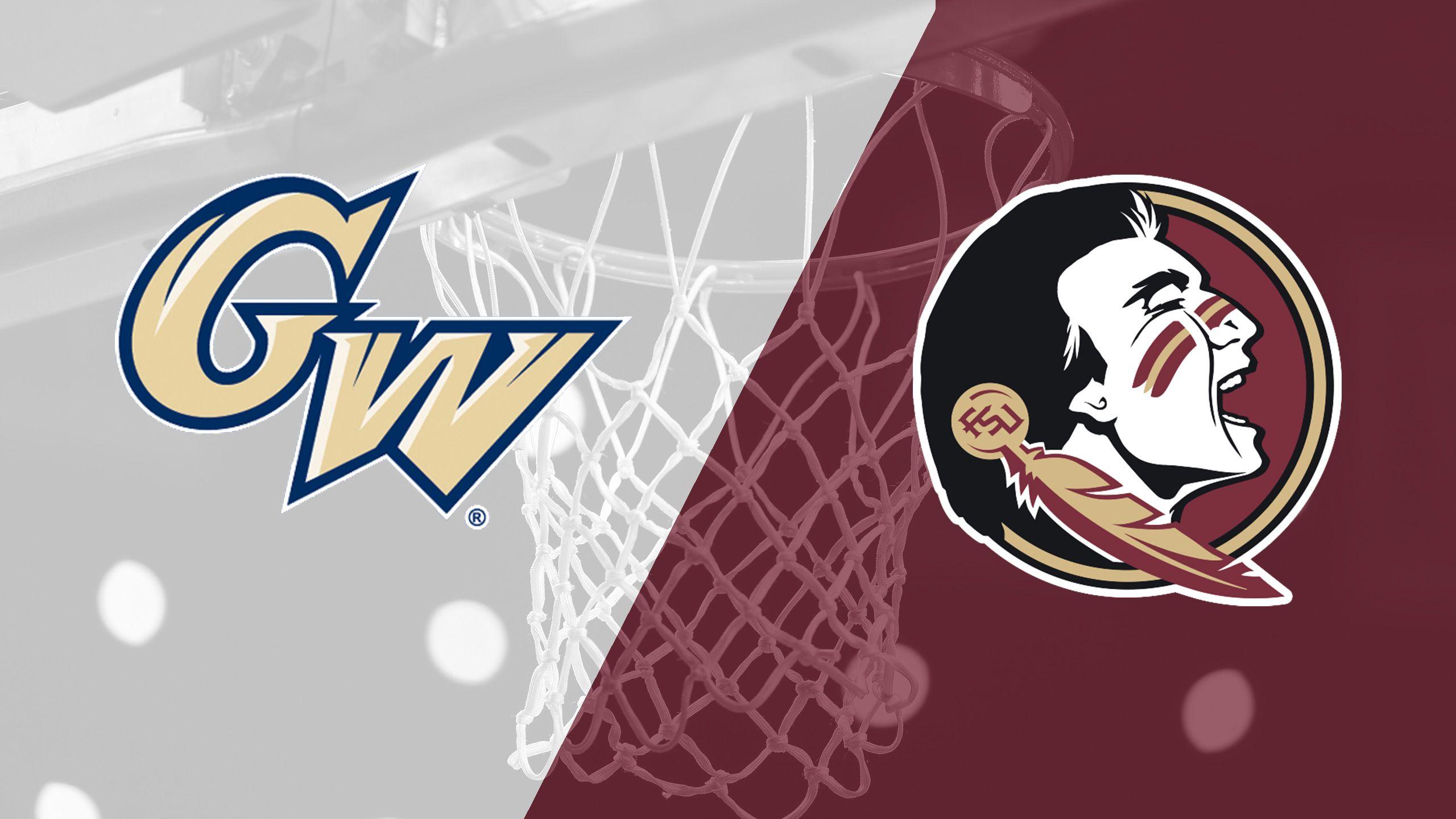George Washington vs. Florida State (M Basketball)