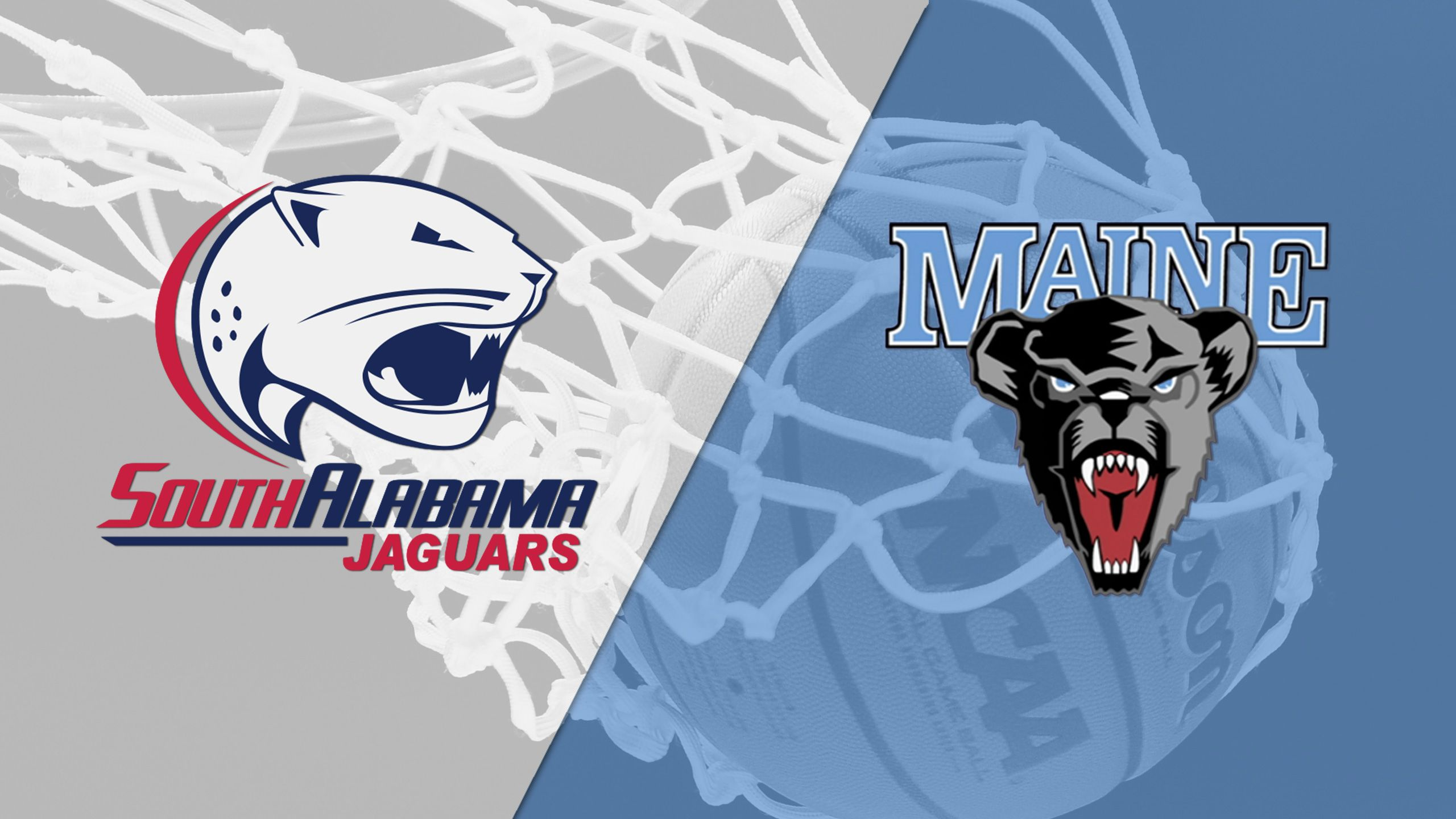 South Alabama vs. Maine (Semifinal #1) (Basketball Hall of Fame Tip-Off)