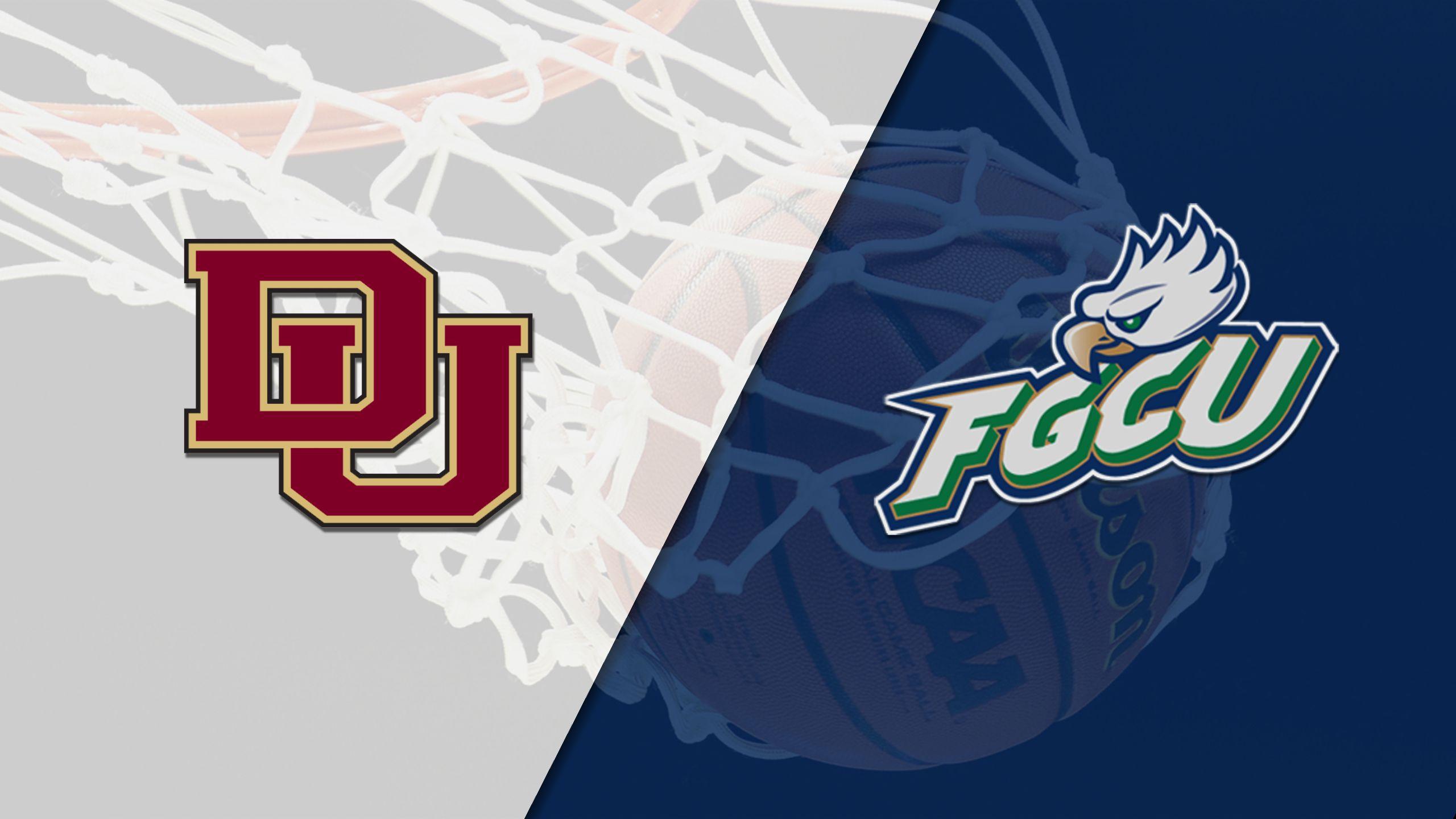 Denver vs. Florida Gulf Coast (M Basketball)