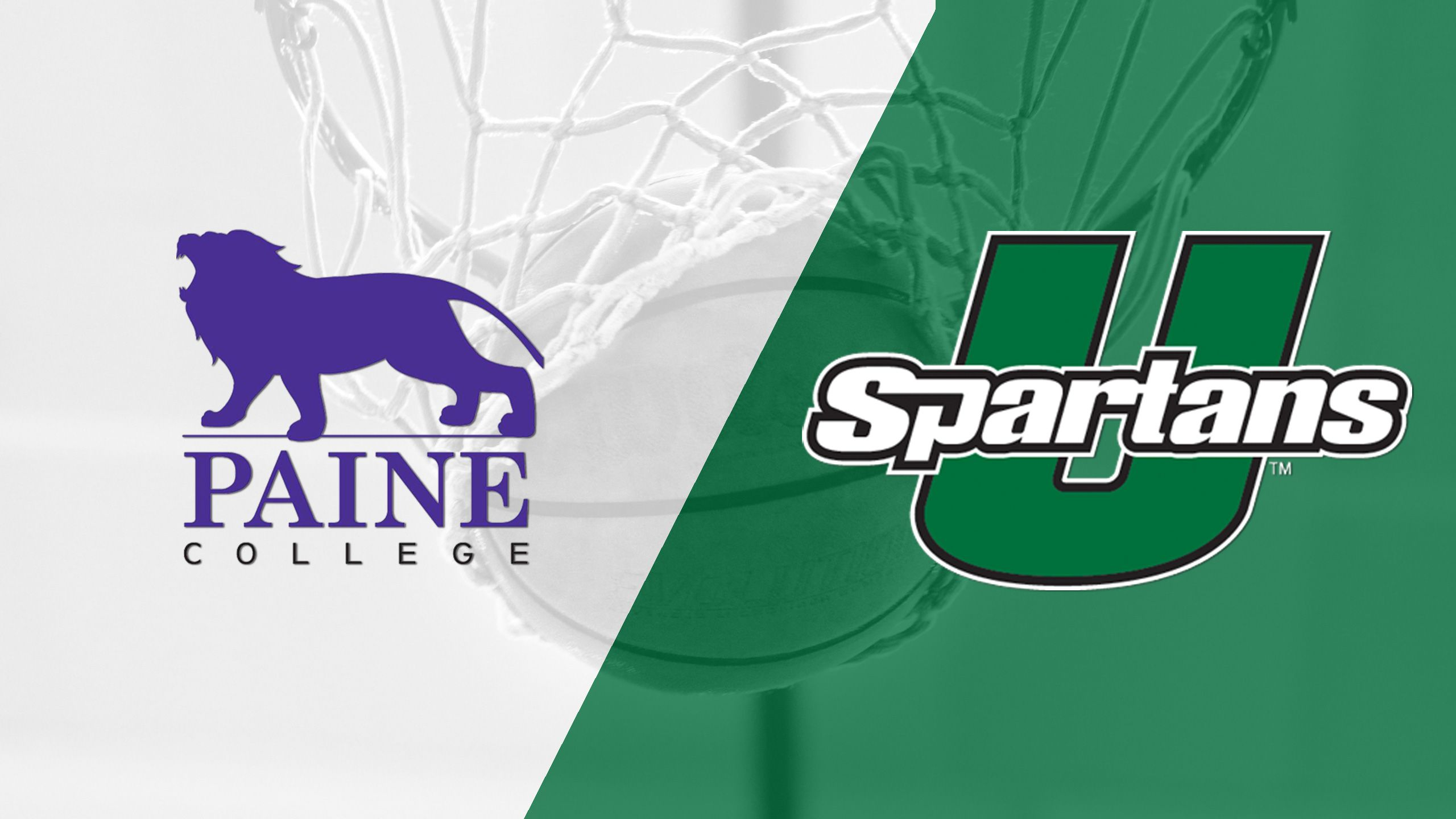 Paine vs. South Carolina Upstate (M Basketball)