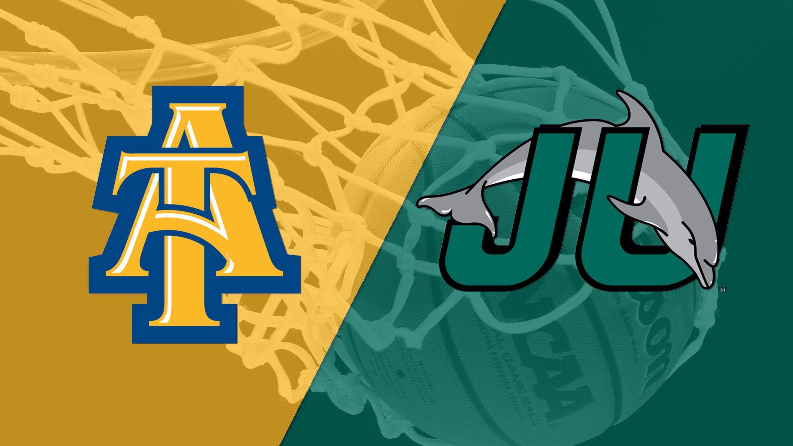 North Carolina A&T vs. Jacksonville (M Basketball)