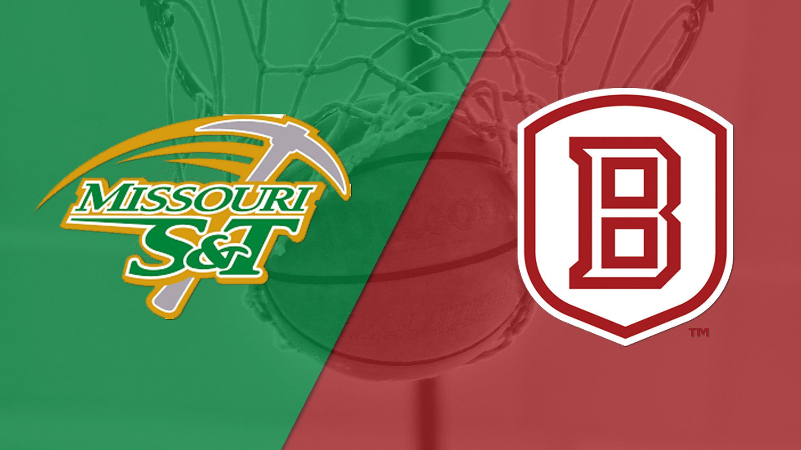 Missouri S&T vs. Bradley (M Basketball)