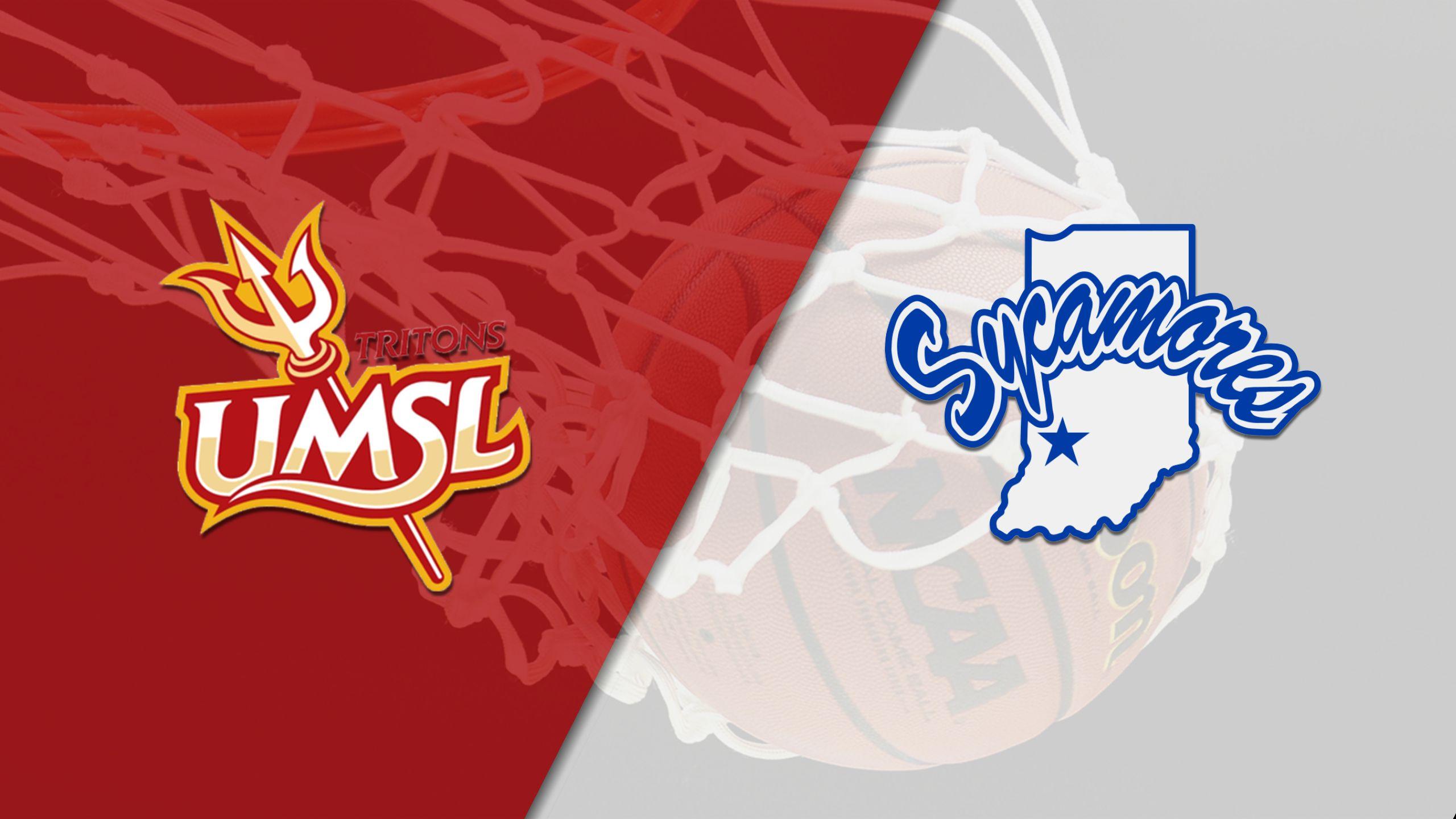 Missouri - St. Louis vs. Indiana State (M Basketball)