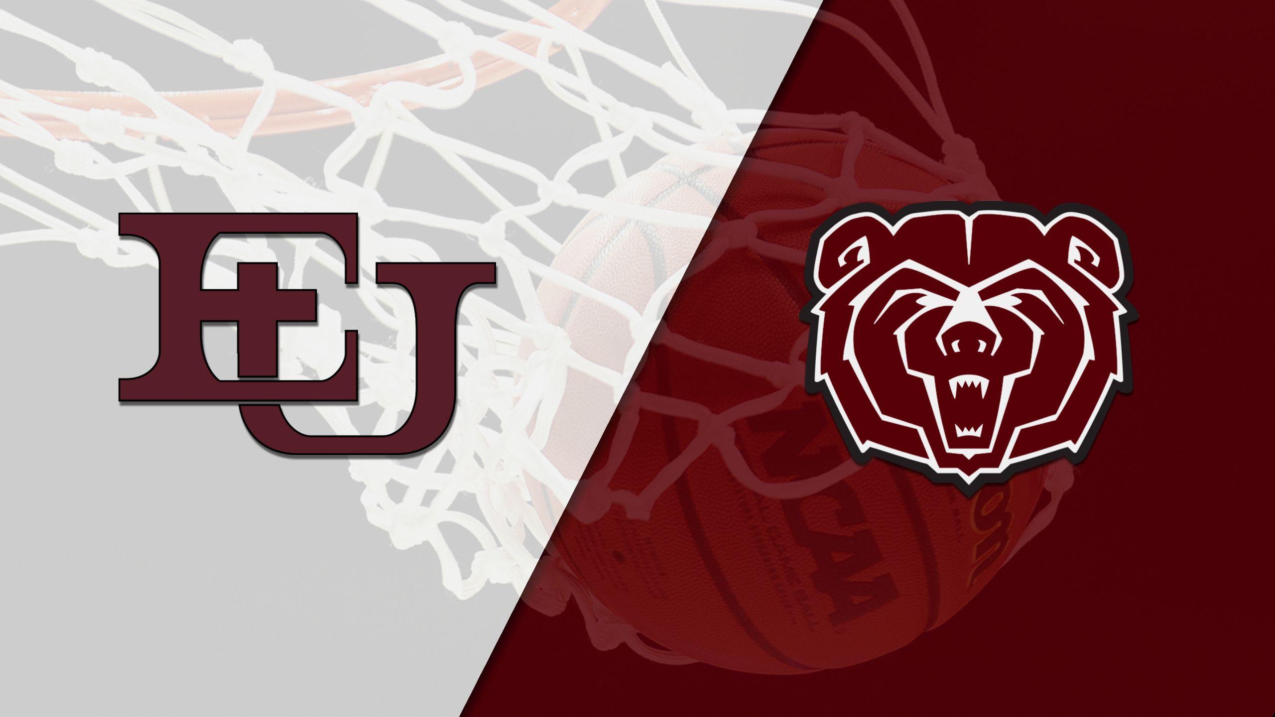 Evangel vs. Missouri State (M Basketball)