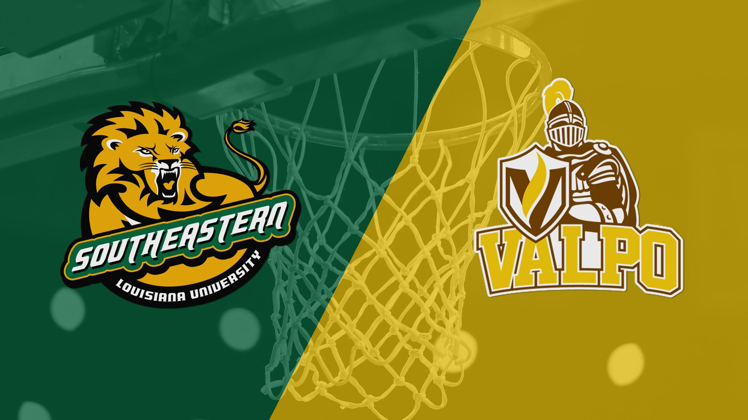 SE Louisiana vs. Valparaiso (M Basketball)