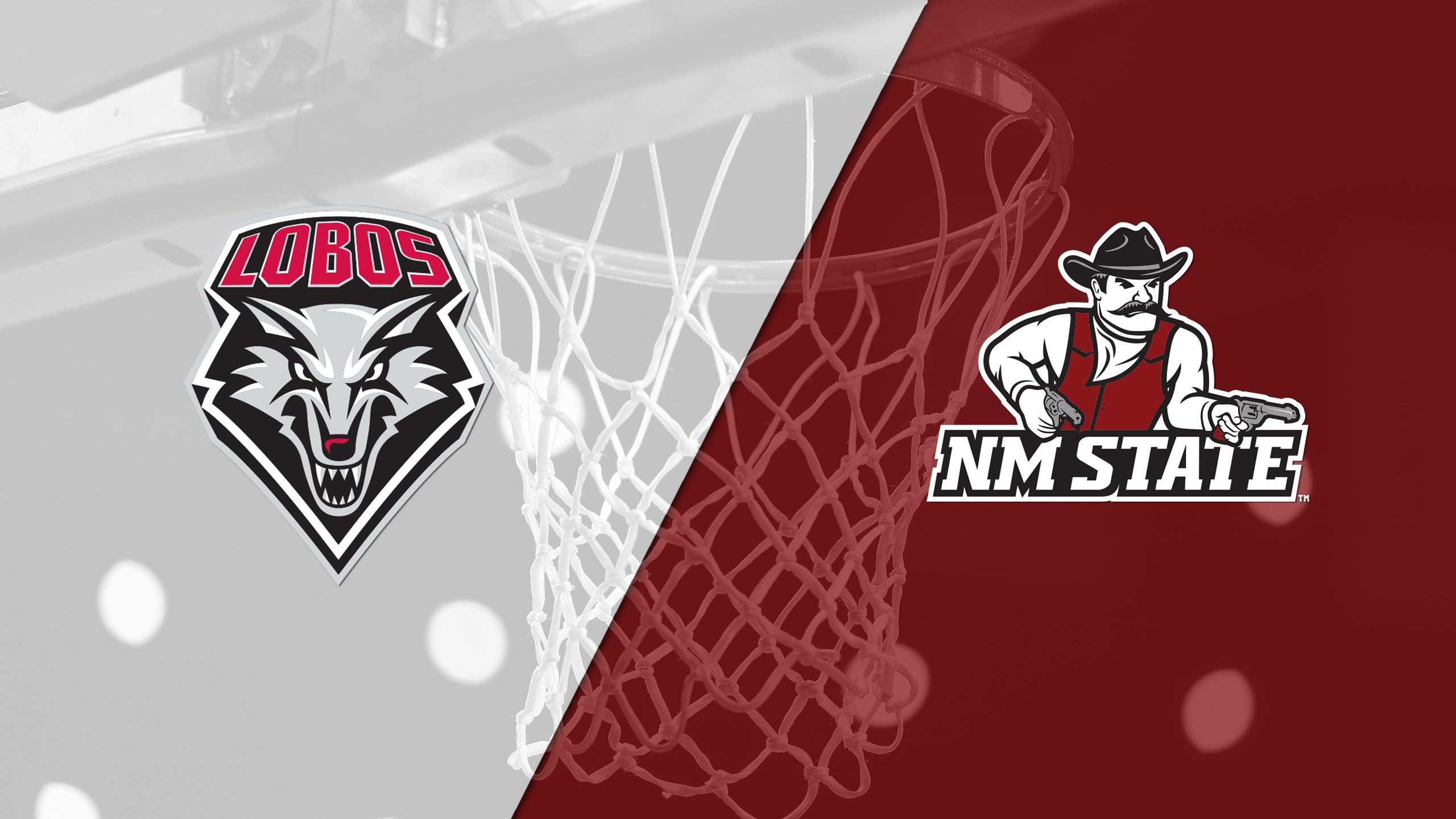 New Mexico vs. New Mexico State (M Basketball)