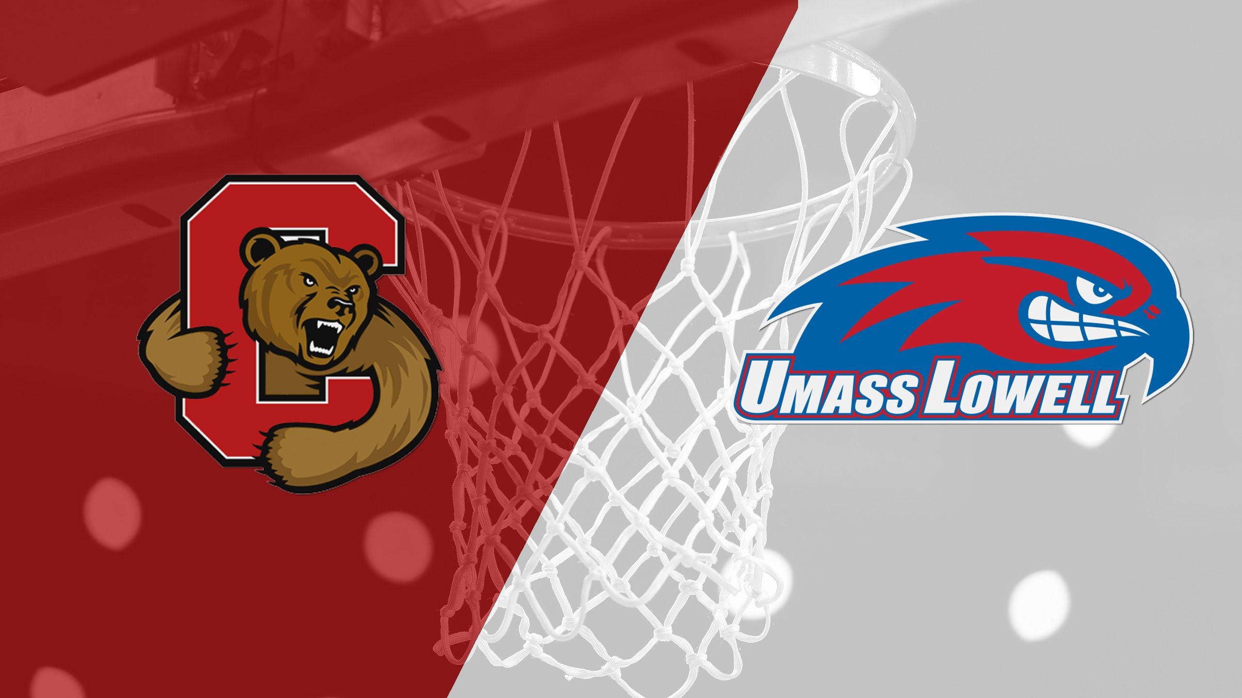 Cornell vs. UMass Lowell (M Basketball)