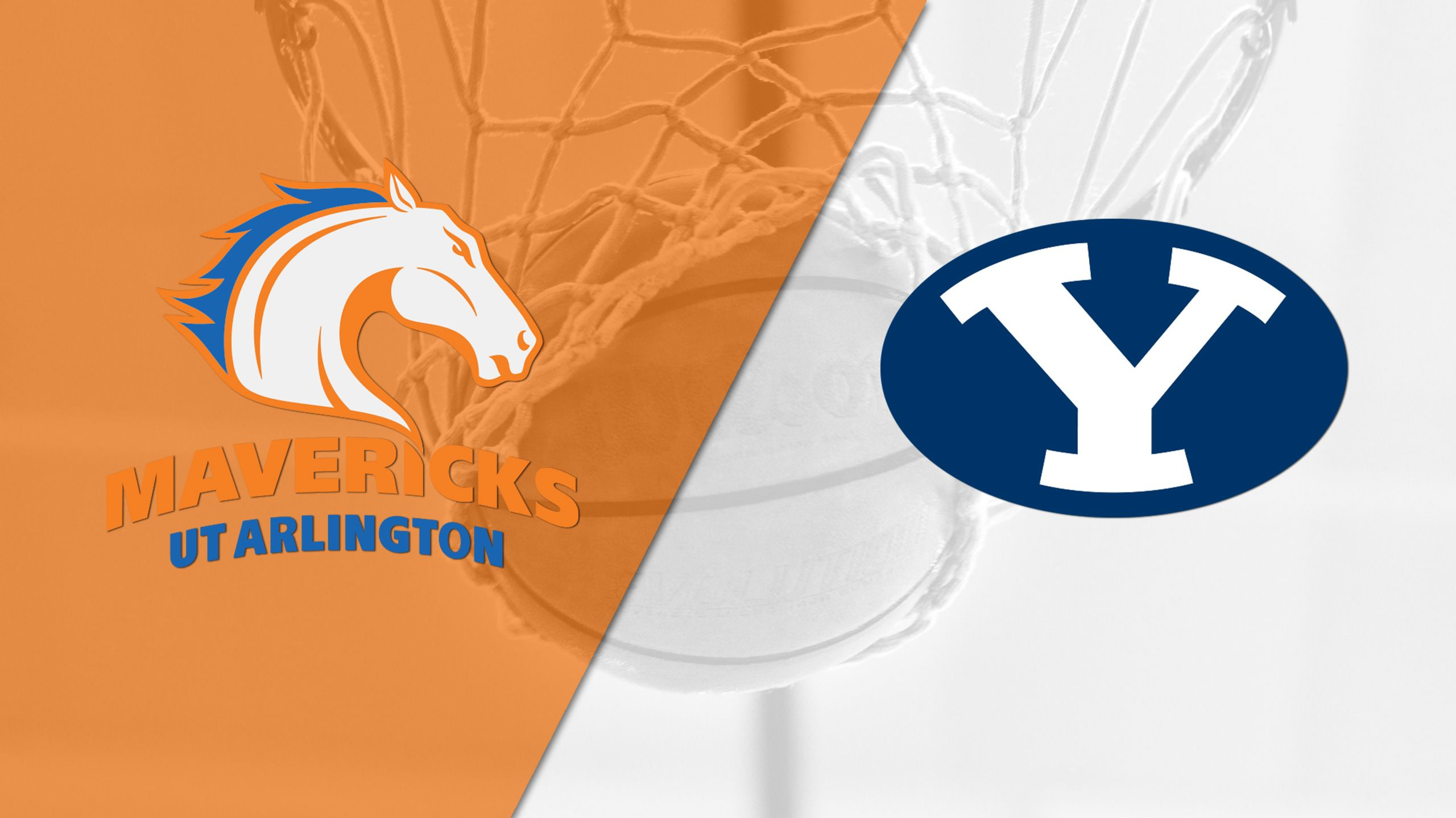 UT Arlington vs. BYU (M Basketball)