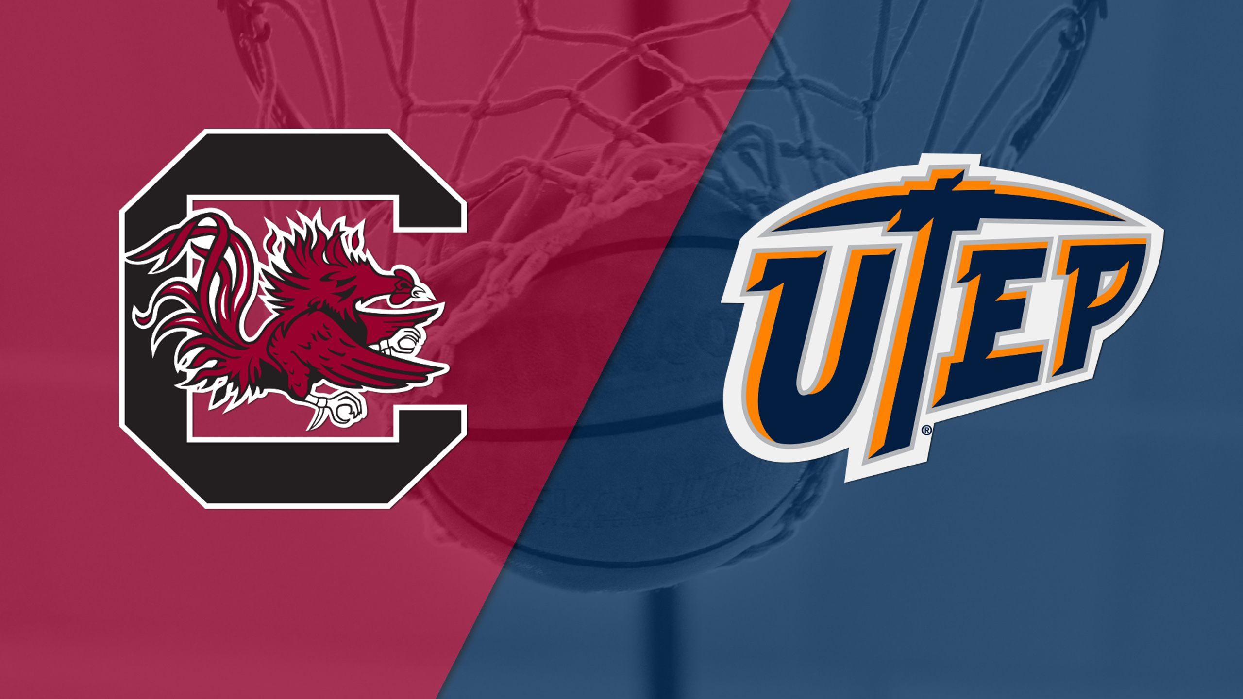 South Carolina vs. UTEP (Consolation Round) (Puerto Rico Tip-Off at Myrtle Beach)