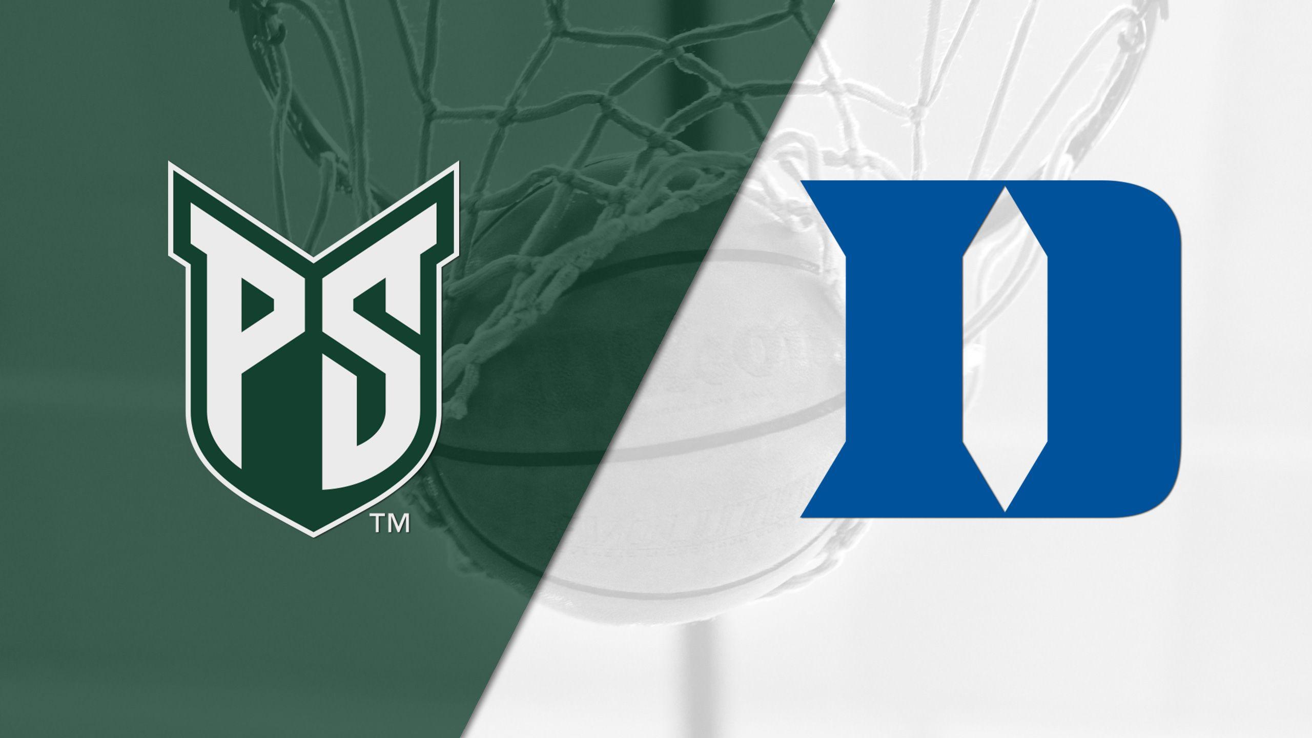 Portland State vs. #1 Duke (Quarterfinal #1) (PK80)
