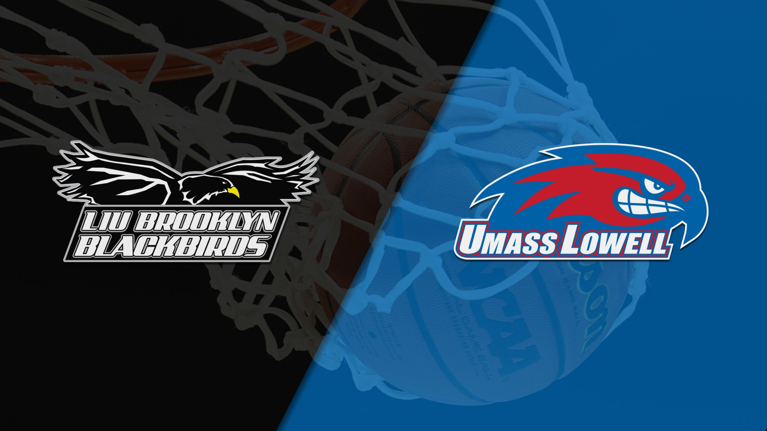 LIU Brooklyn vs. UMass Lowell (M Basketball)