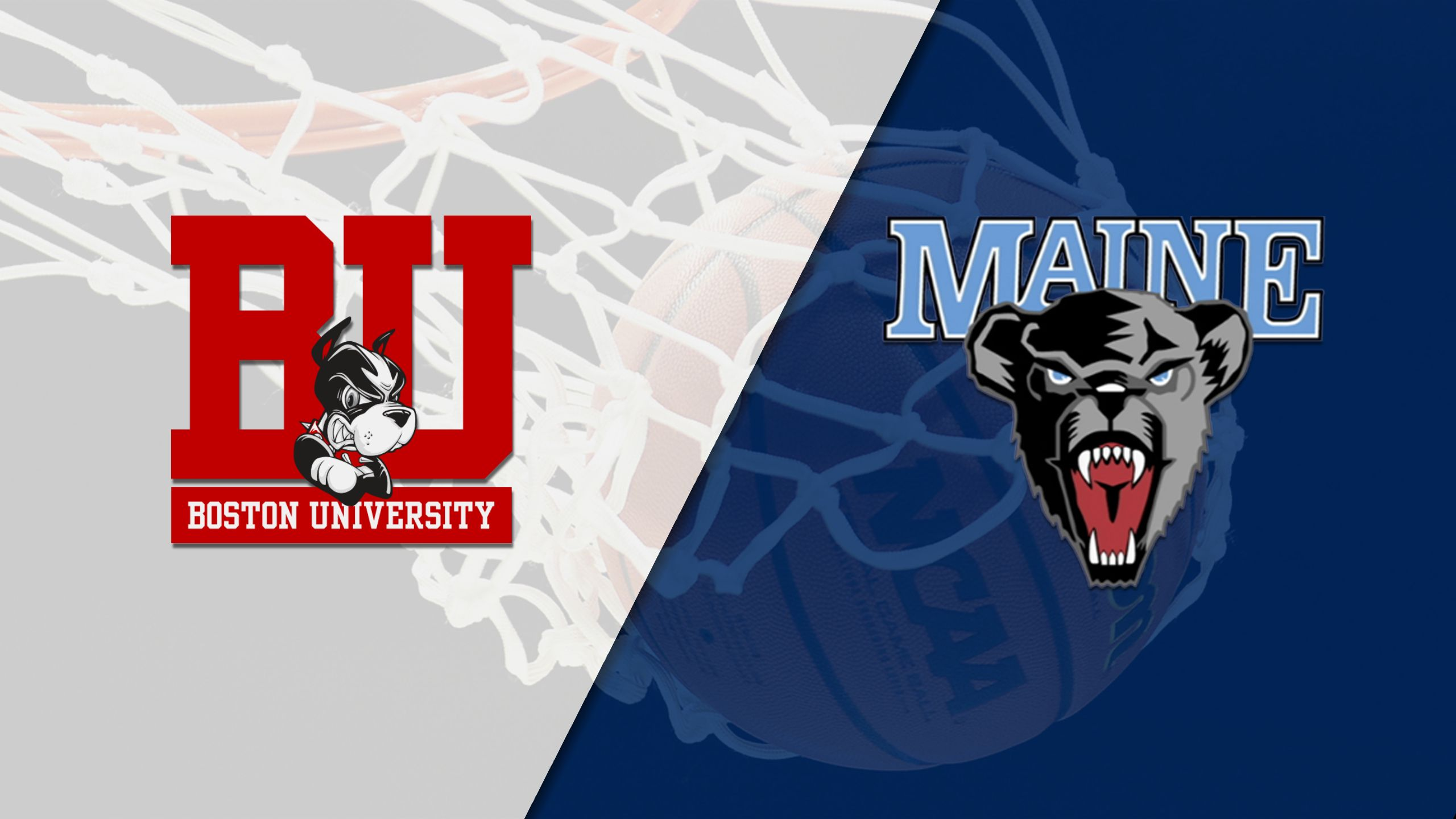 Boston University vs. Maine (M Basketball)