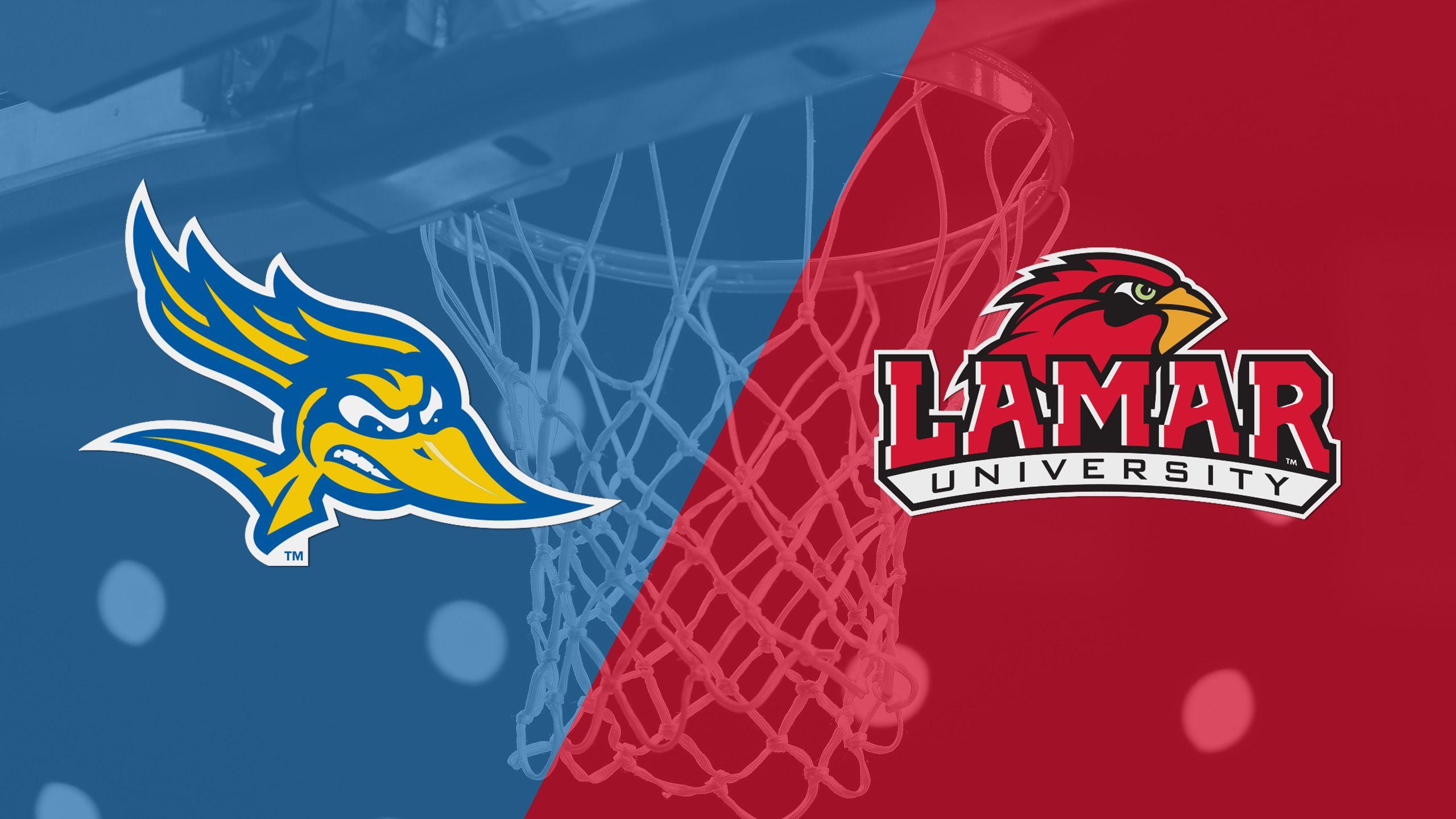 CSU Bakersfield vs. Lamar (M Basketball)