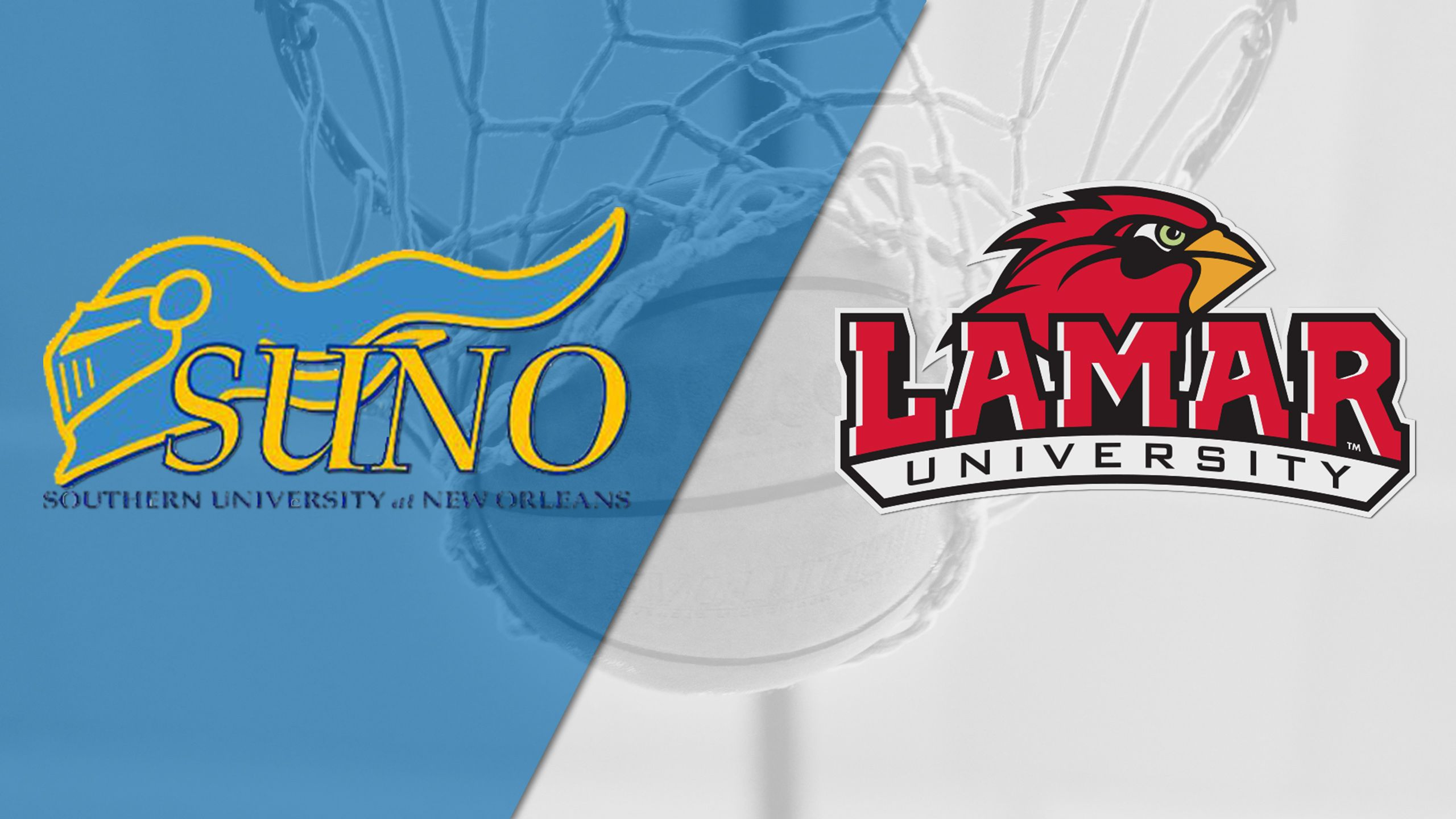 Southern-New Orleans vs. Lamar (M Basketball)