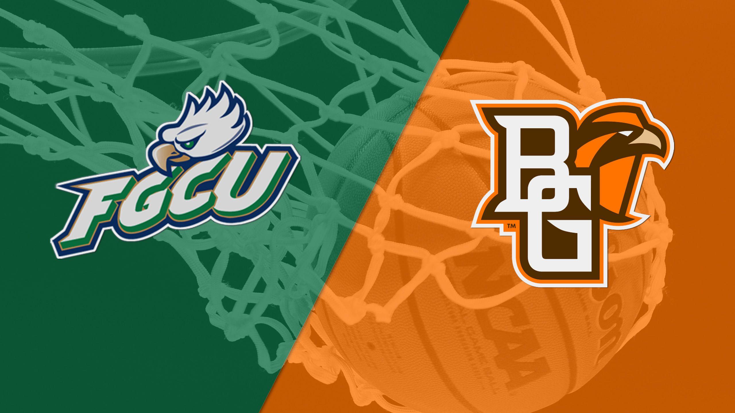 Florida Gulf Coast vs. Bowling Green (M Basketball)