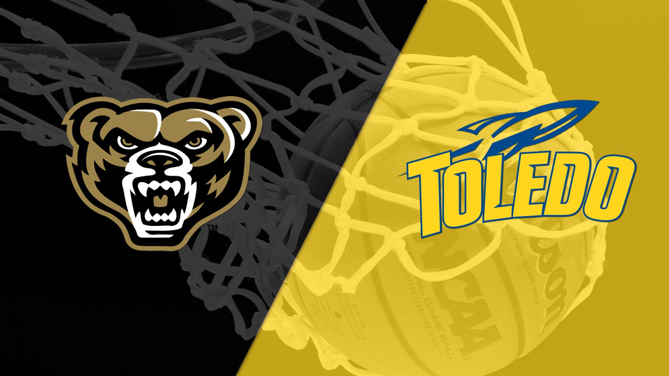 Oakland vs. Toledo (M Basketball)