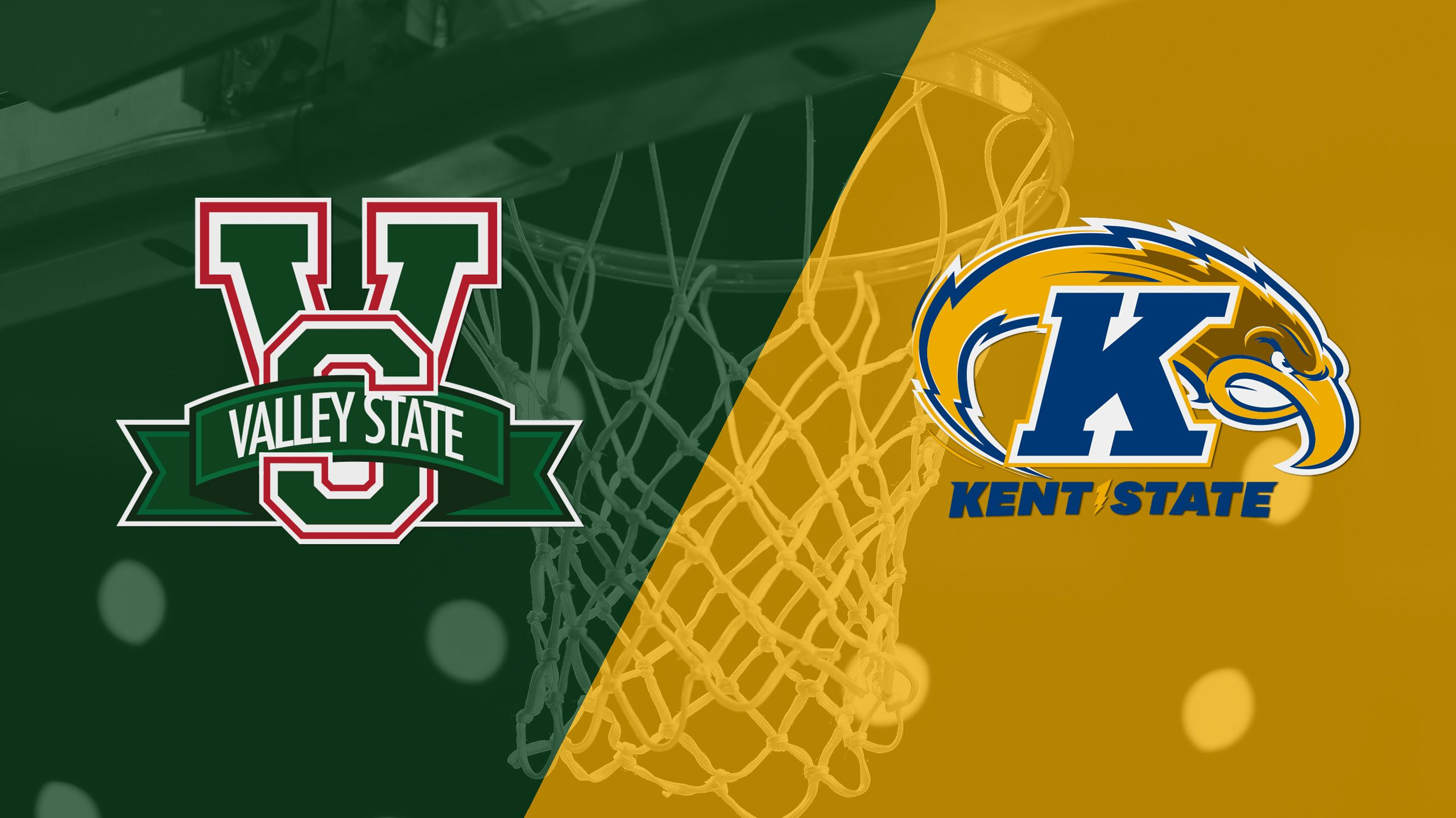 Mississippi Valley State vs. Kent State (M Basketball)