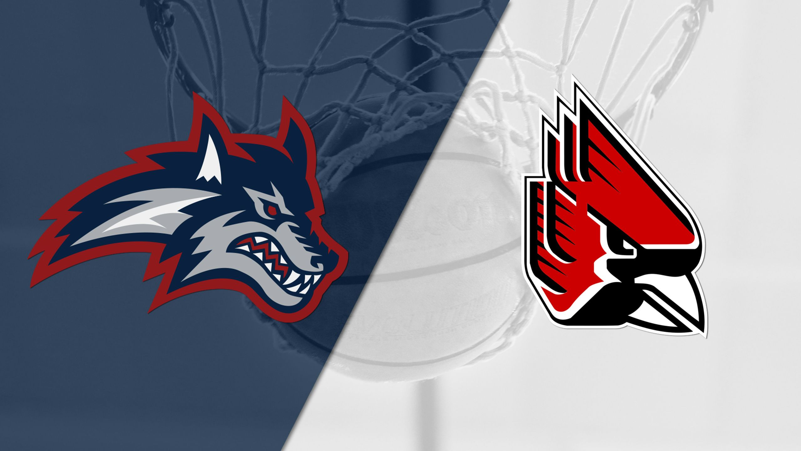 Stony Brook vs. Ball State (M Basketball)
