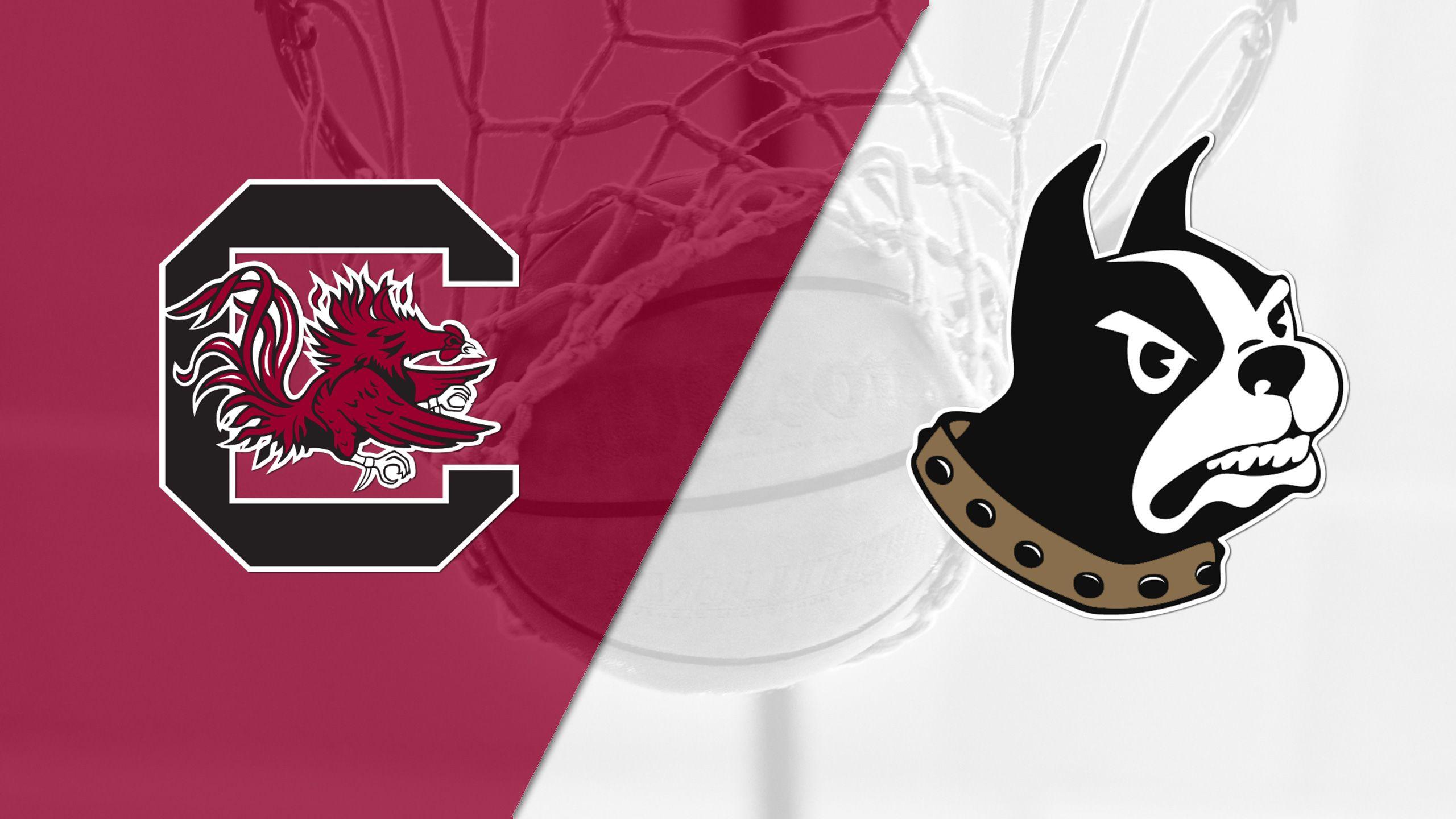 South Carolina vs. Wofford (M Basketball)